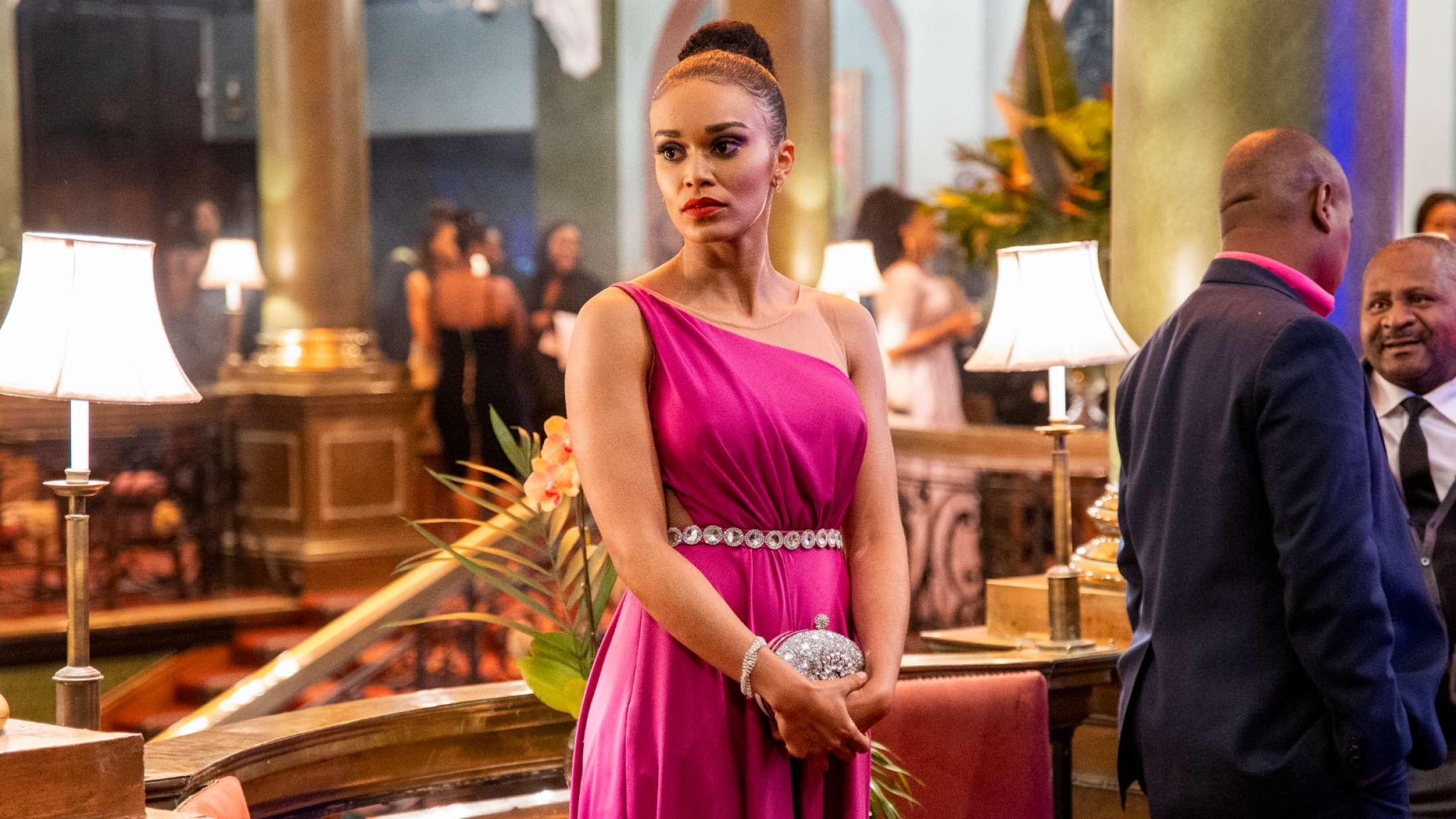 'Queen Sono': Hovedpersonen i Netflix' første afrikanske serie giver James Bond baghjul