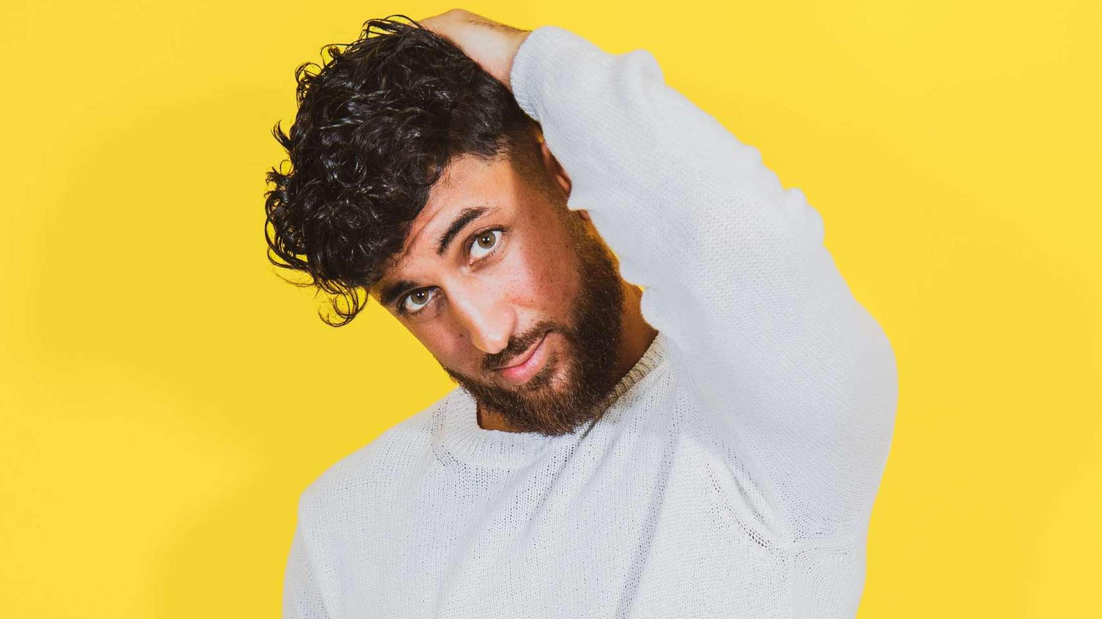 Soundvenue Springer: Arian Kashef vil vise Danmark, hvad han er skabt til