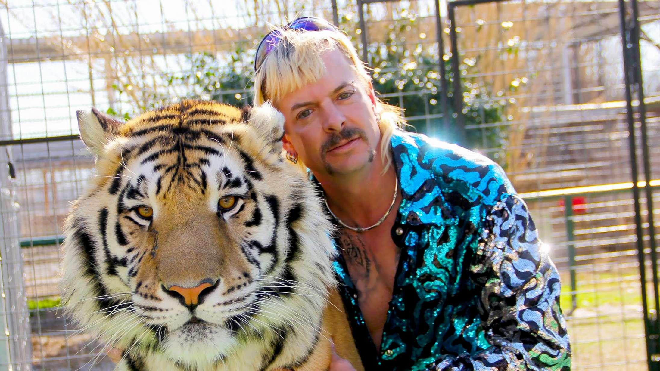 'Tiger King': Hovedpersonen i vanvittig Netflix-dokumentar efterlader én måbende
