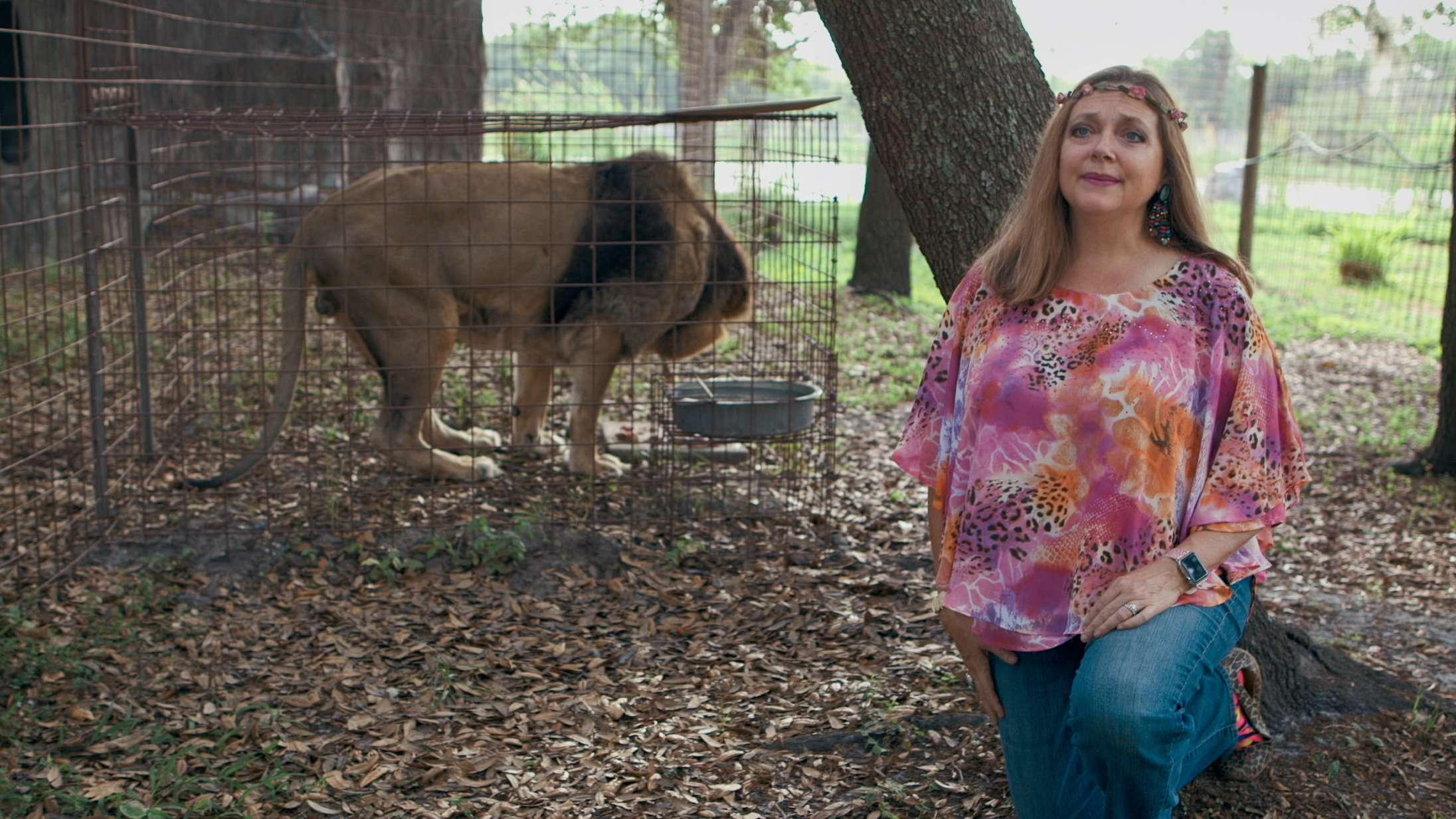 'Tiger King' fører til genåbning af uopklaret mordsag