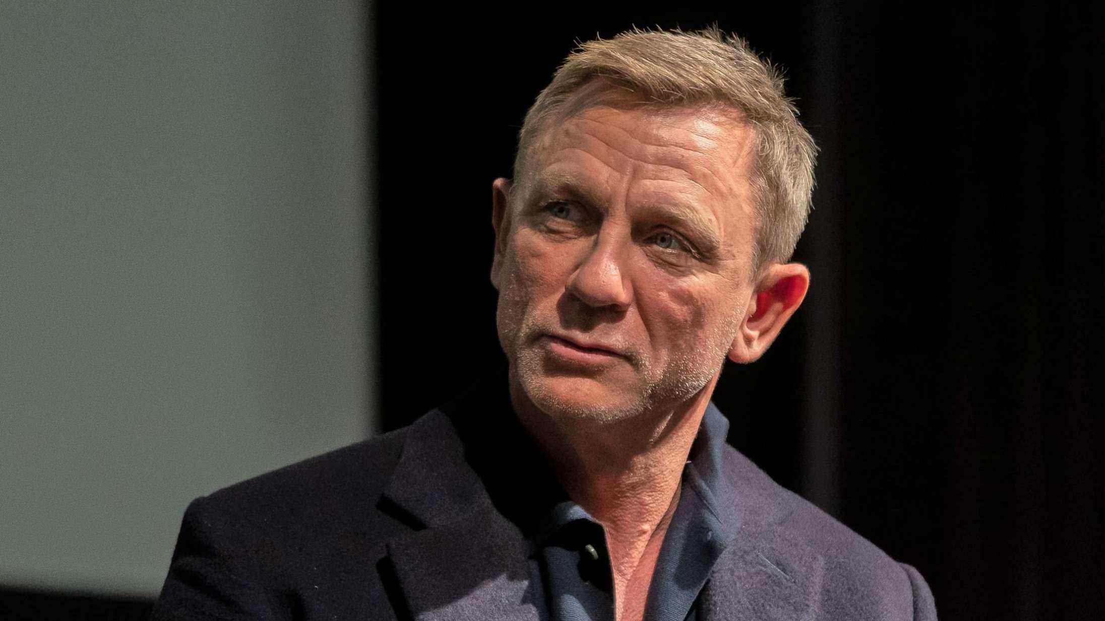 Snakken om 'No Time to Die's forbandelse pisser Daniel Craig af