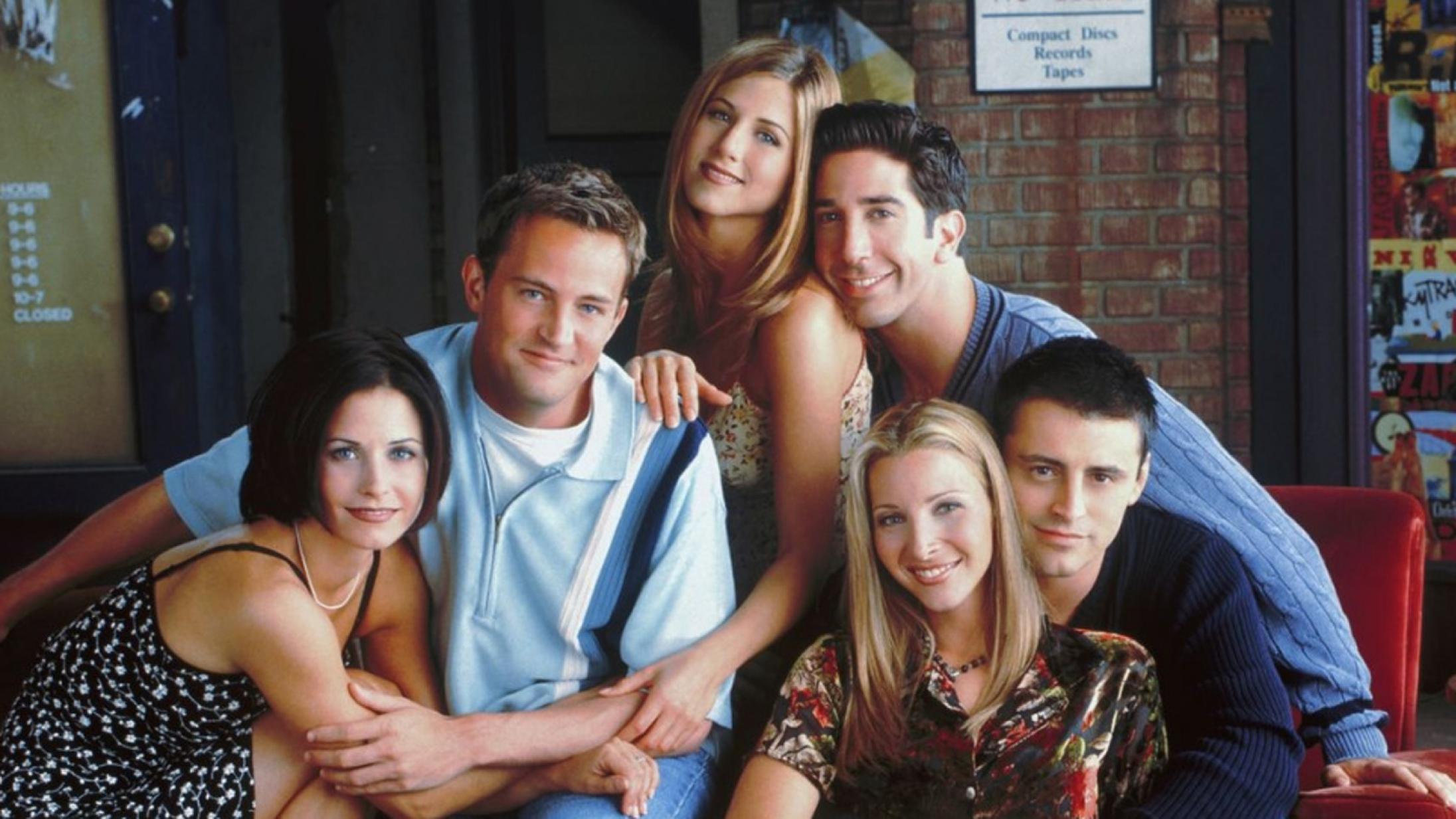 Historisk 'Friends'-reunion udsat på ubestemt tid