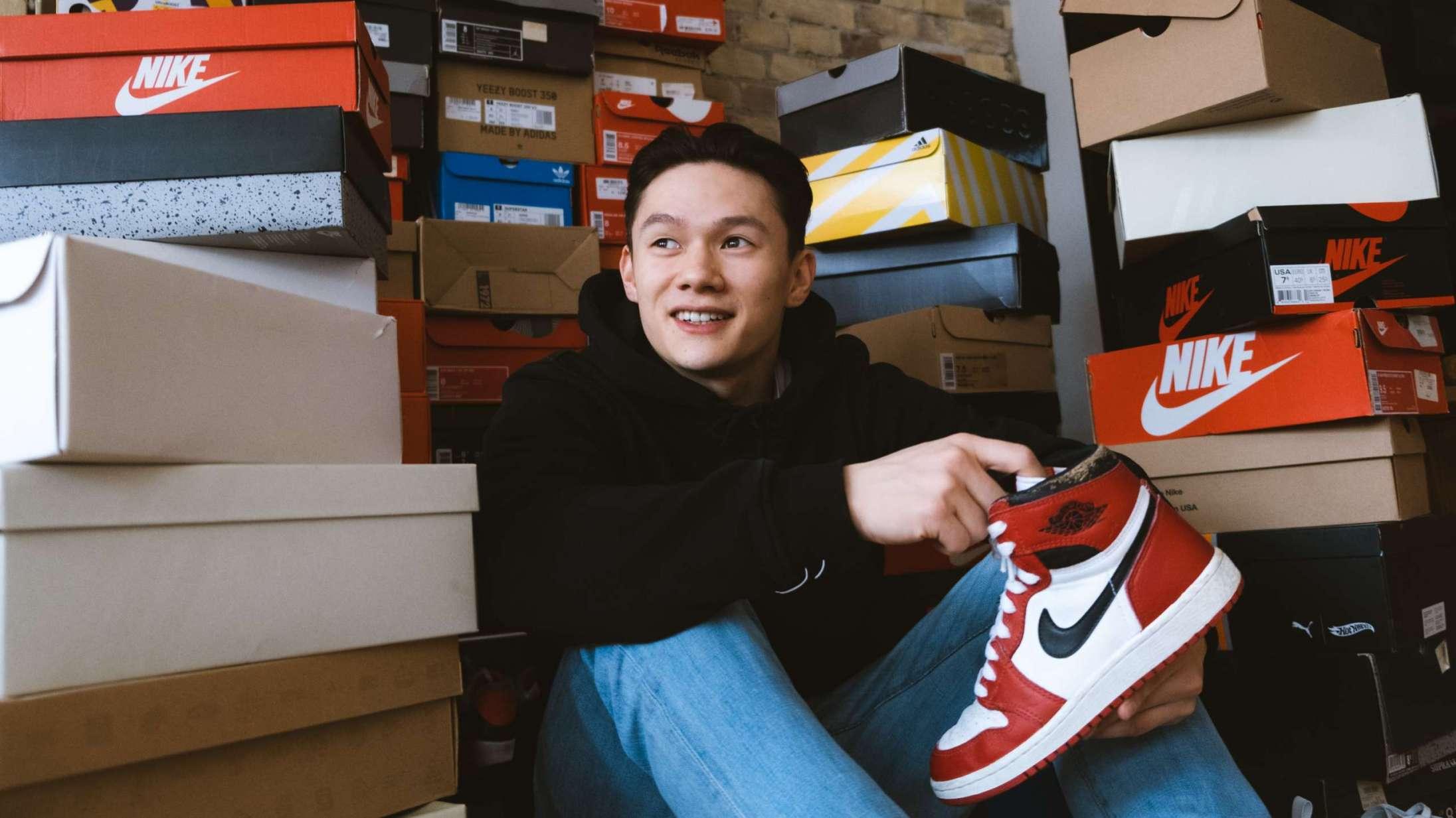 Mathias Ong har gjort sneaker-formidling sjovt – nu er han klar til nye udfordringer