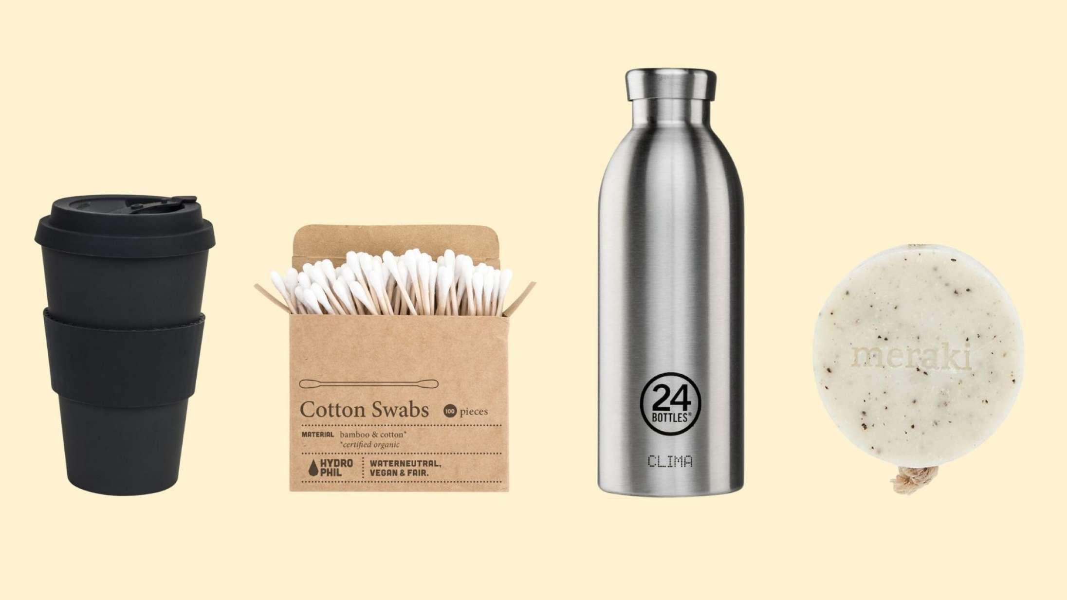 Sådan minimerer du dit plastikforbrug i hverdagen