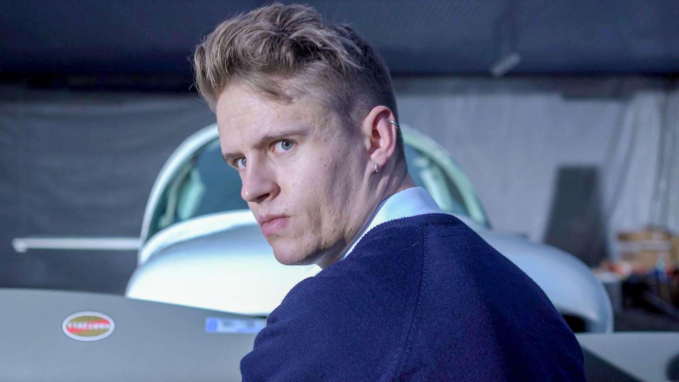 'Den utrolige historie om Alexander Blomqvist': 26-årig dansk storløgner fanges af virkeligheden i ny DR3-serie