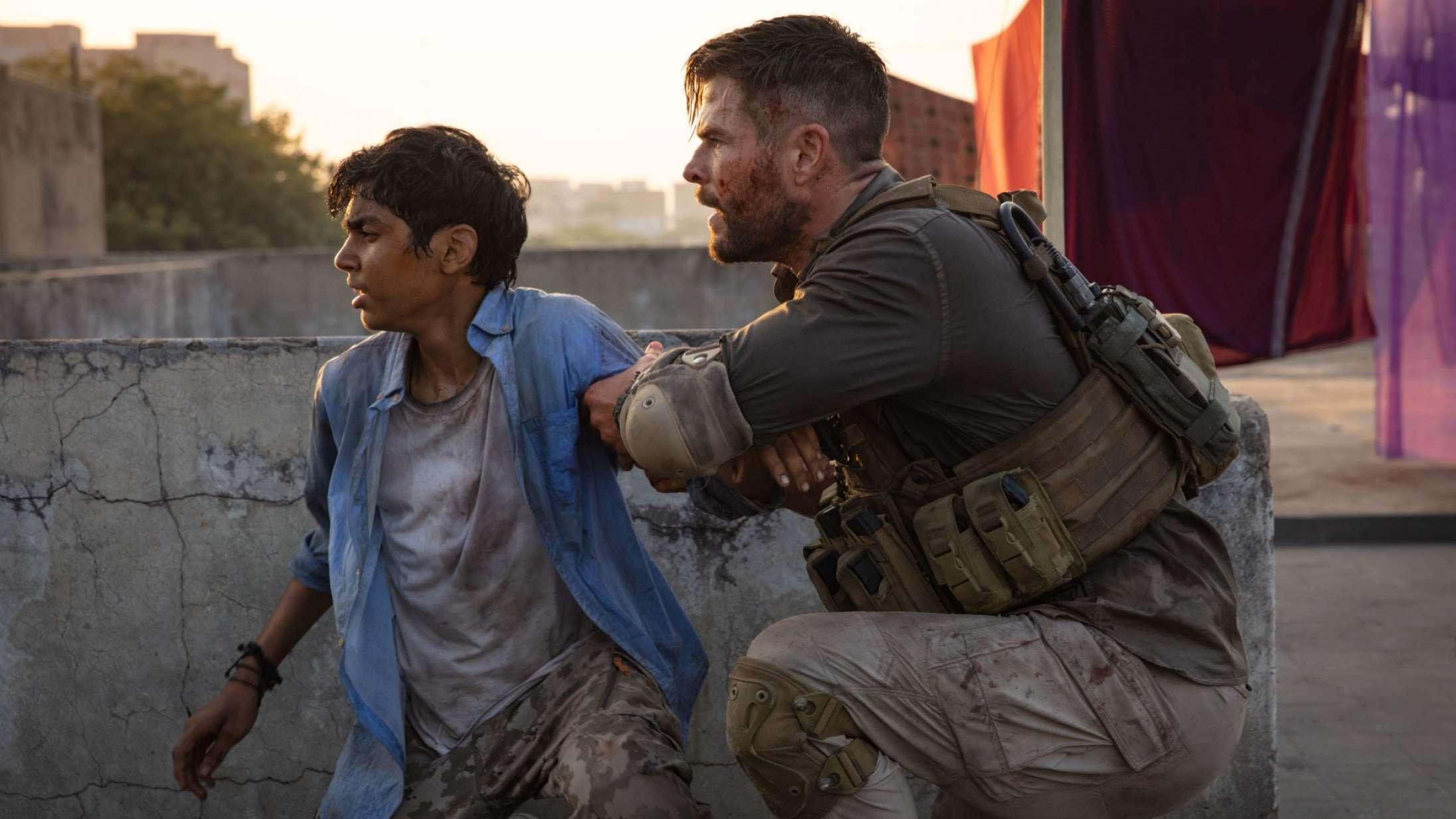 'Extraction': Én scene i Netflix' Chris Hemsworth-film kan blive en actionklassiker