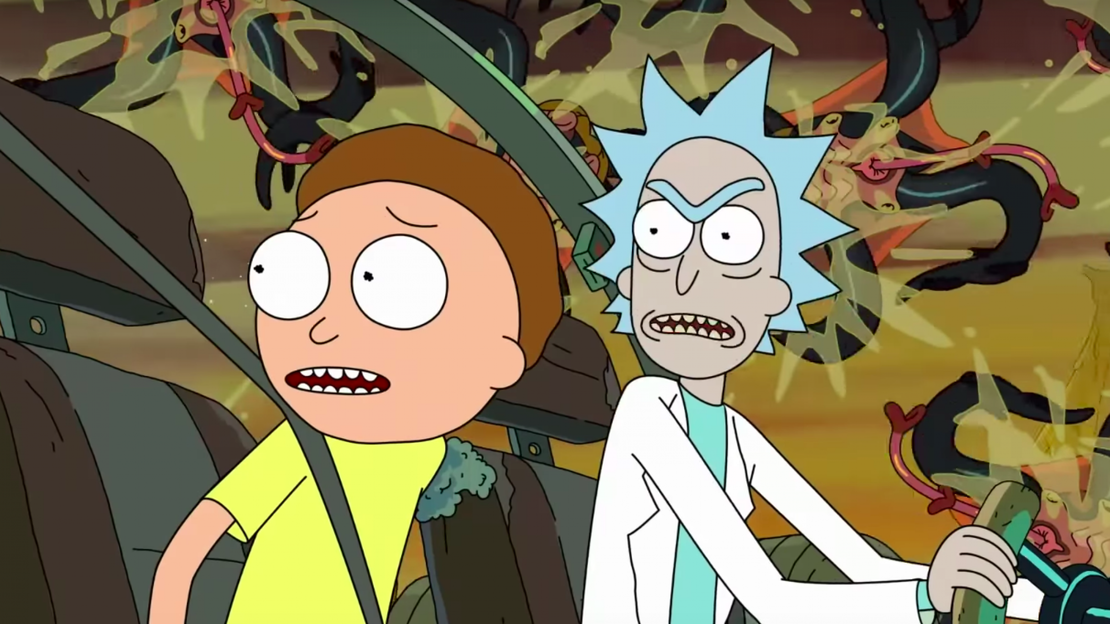 'Rick and Morty' sæson 4B: Gamle gensyn gjorde sæsonfinale forrygende