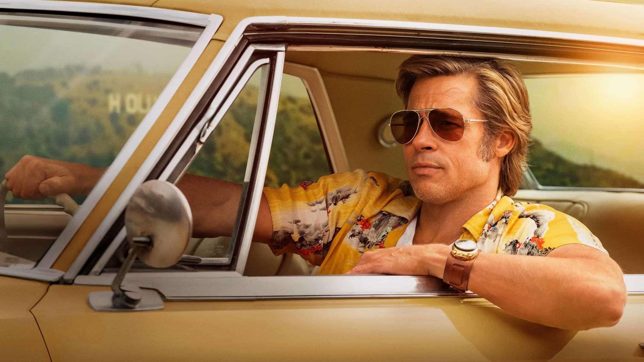 Quentin Tarantino måtte bøje sig i støvet, da Brad Pitt skulle vise sin overkrop i 'Once Upon a Time in Hollywood'