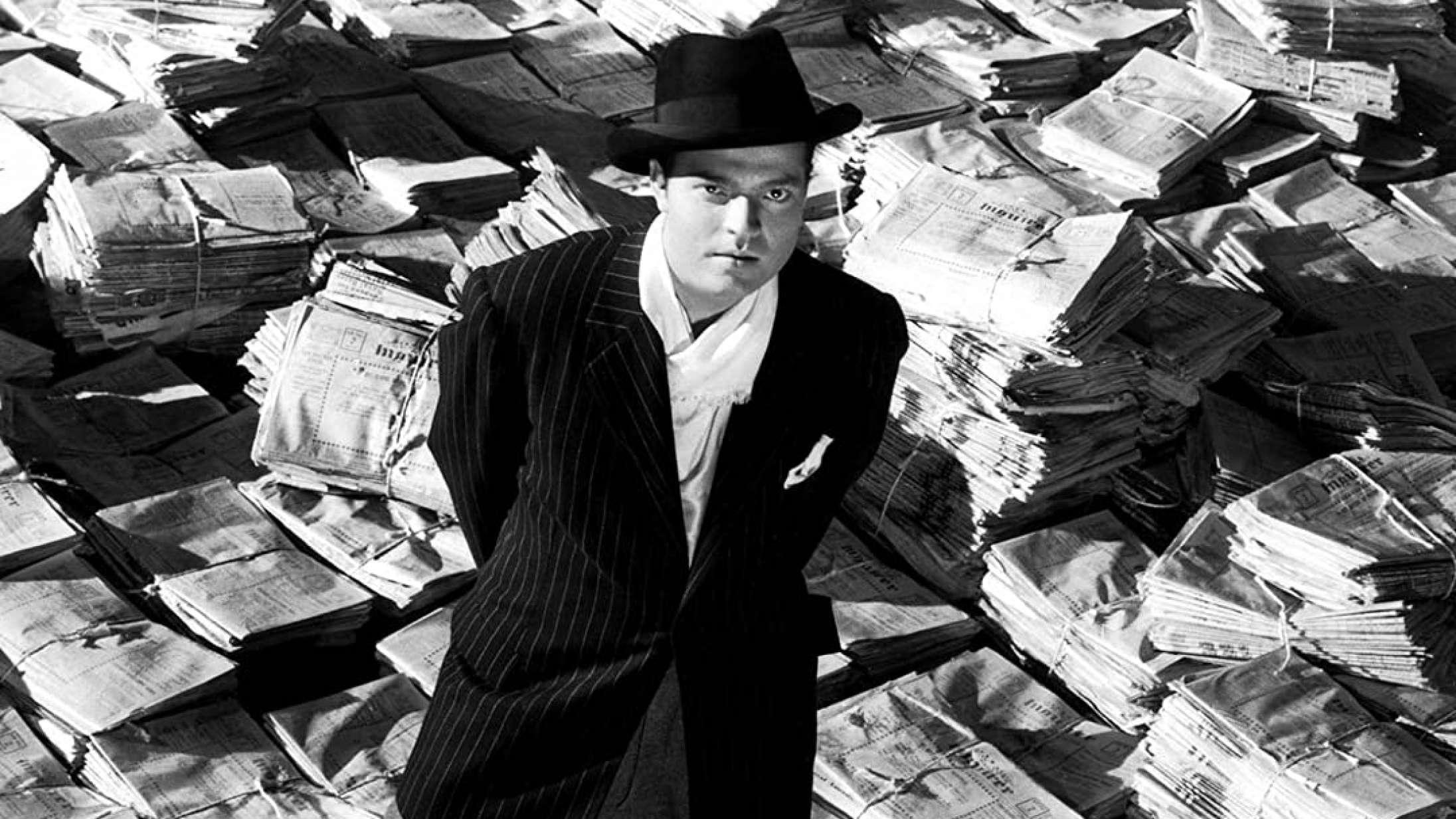 Før David Finchers 'Mank': Det skal du vide om »verdens bedste film«, 'Citizen Kane'
