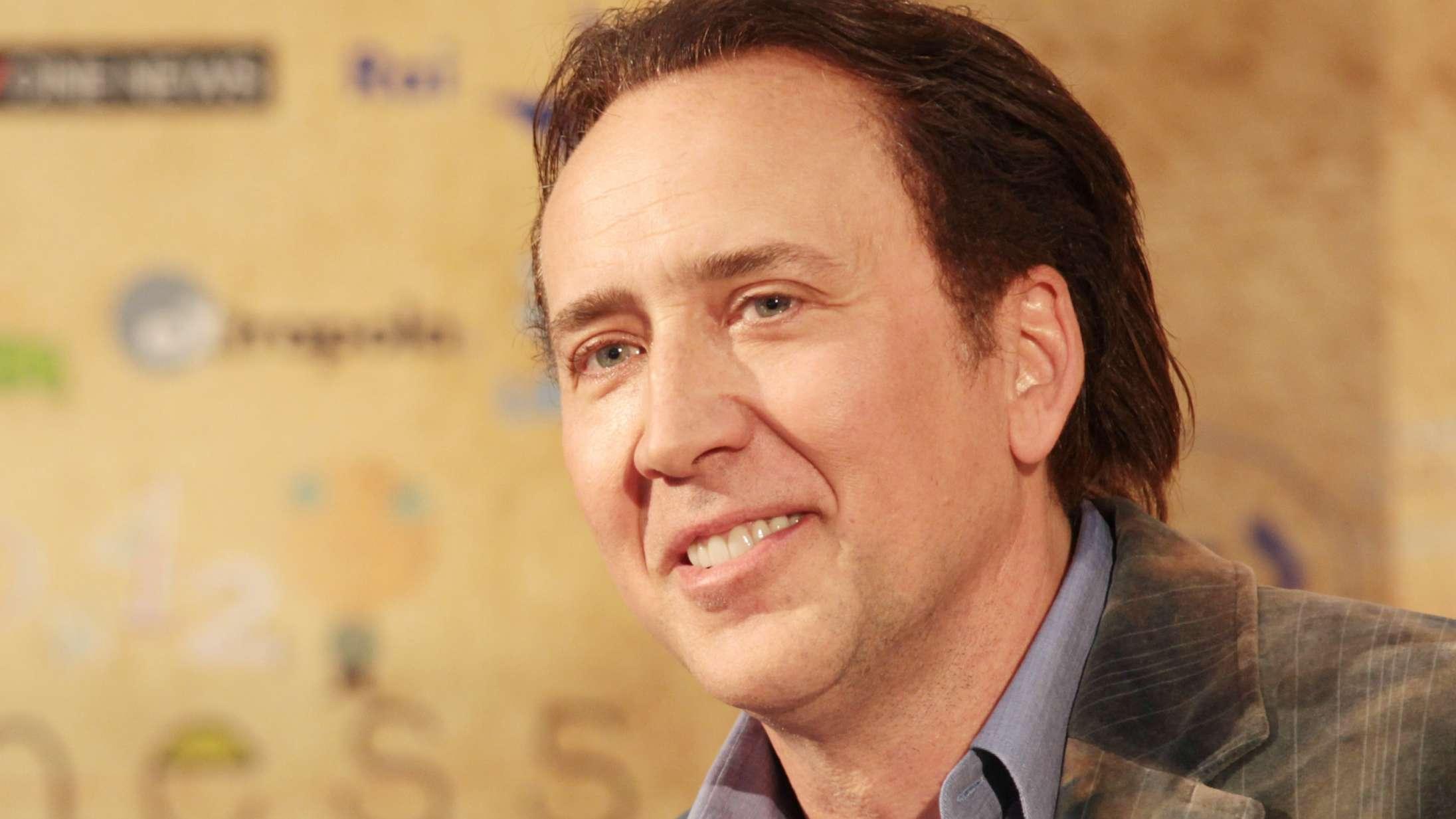 Nicolas Cage skal spille Joe Exotic i ny tv-serie