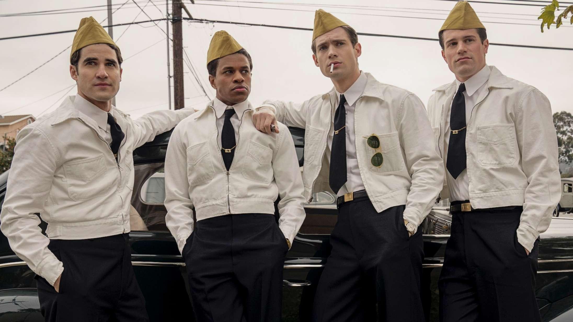 10 ting du skal vide for at forstå Netflix-storserien 'Hollywood'