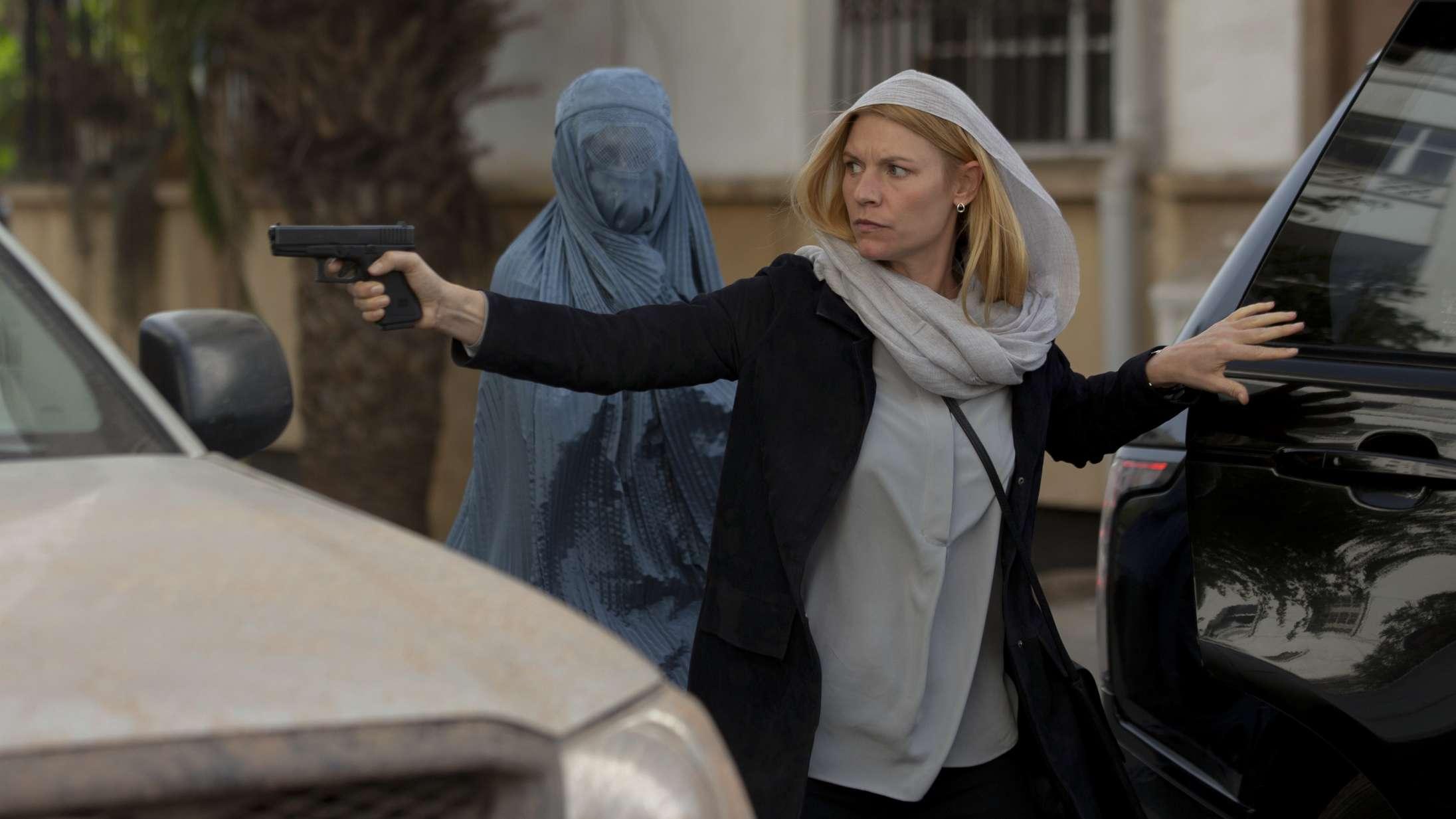 'Homeland' sæson 8: Et tårevædet farvel med Carries notoriske flæbeansigt