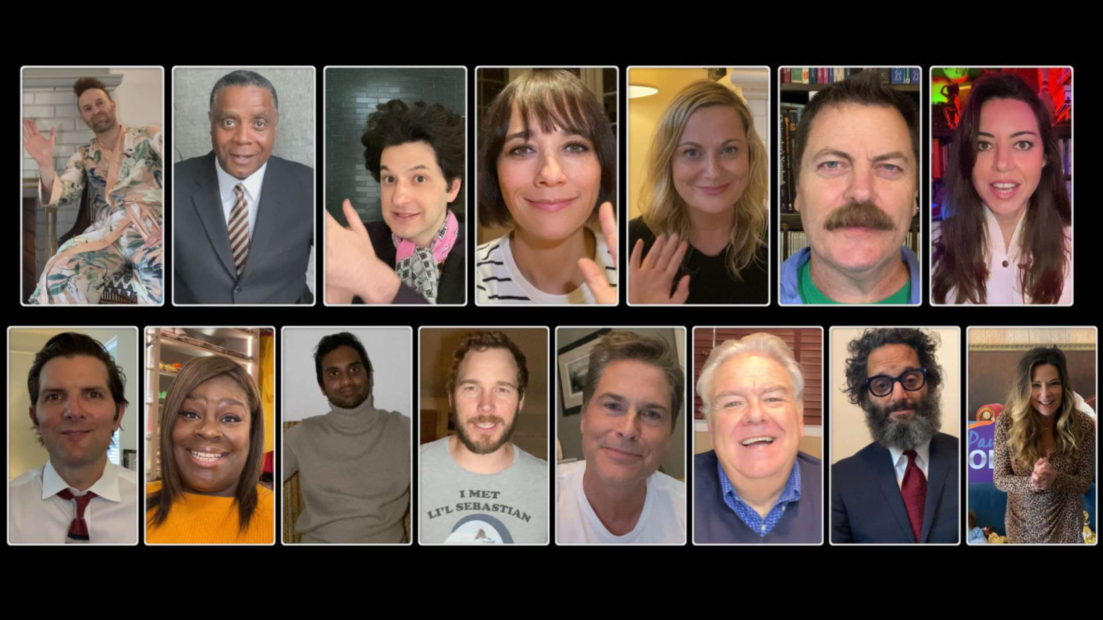 'Parks and Recreation'-reunion er sirup til sjælen