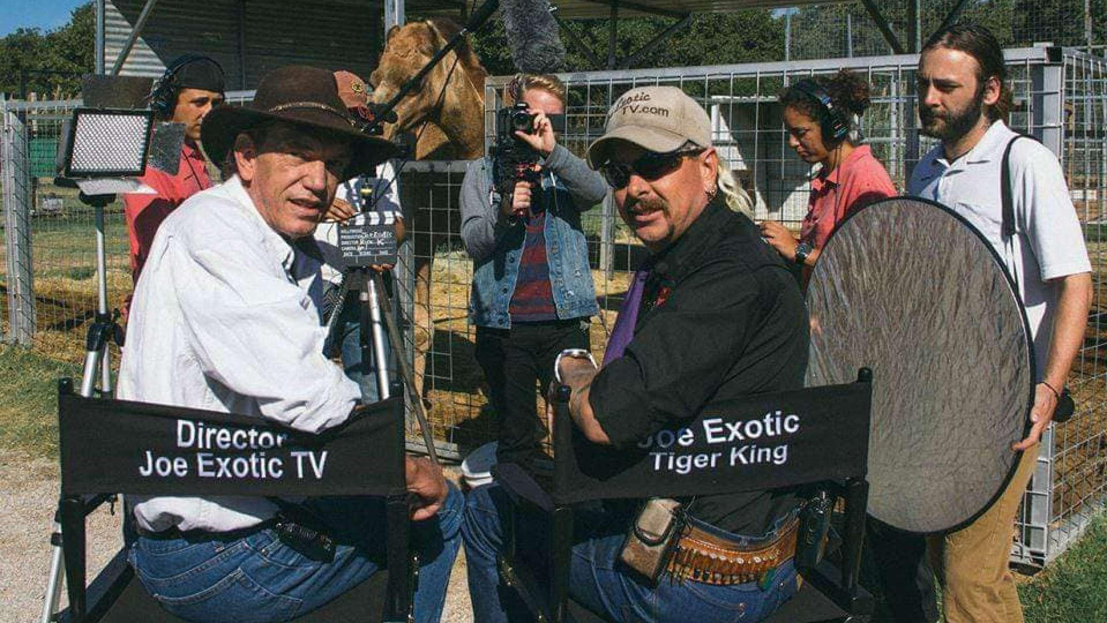 'Surviving Joe Exotic': Sjusket 'Tiger King'-spinoff oversælger sig selv