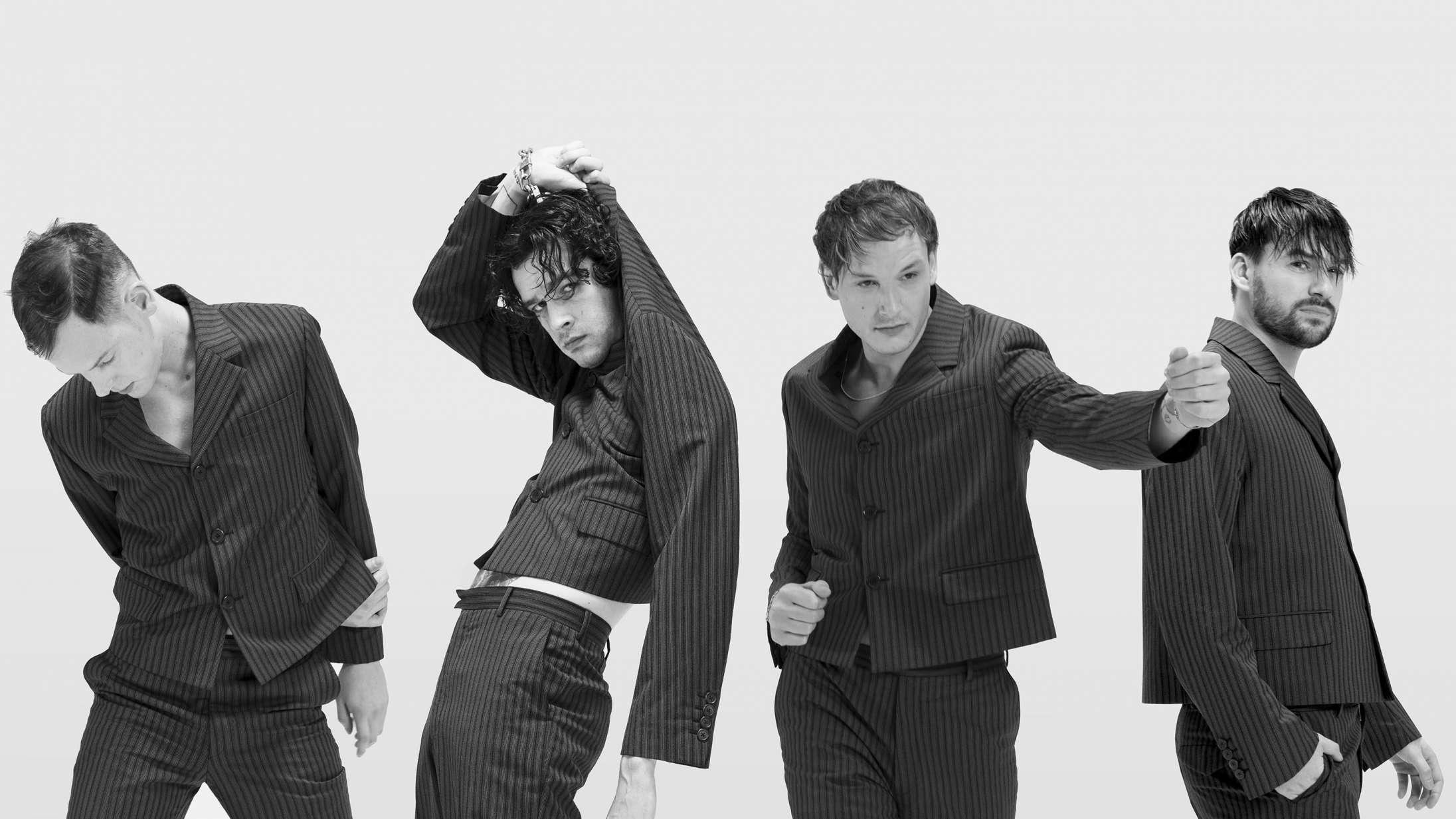 Hvordan The 1975 gik fra metervare-poprock til at blive et af tidens bedste bands