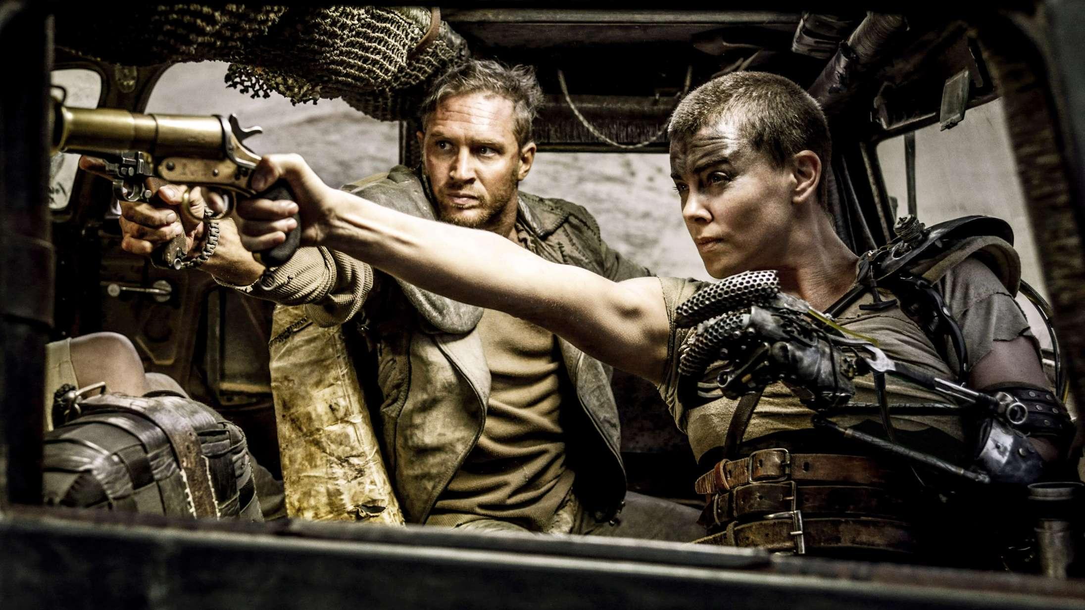 Tom Hardy og Charlize Theron skændtes vildt på 'Mad Max'-settet – begge fortryder i dag