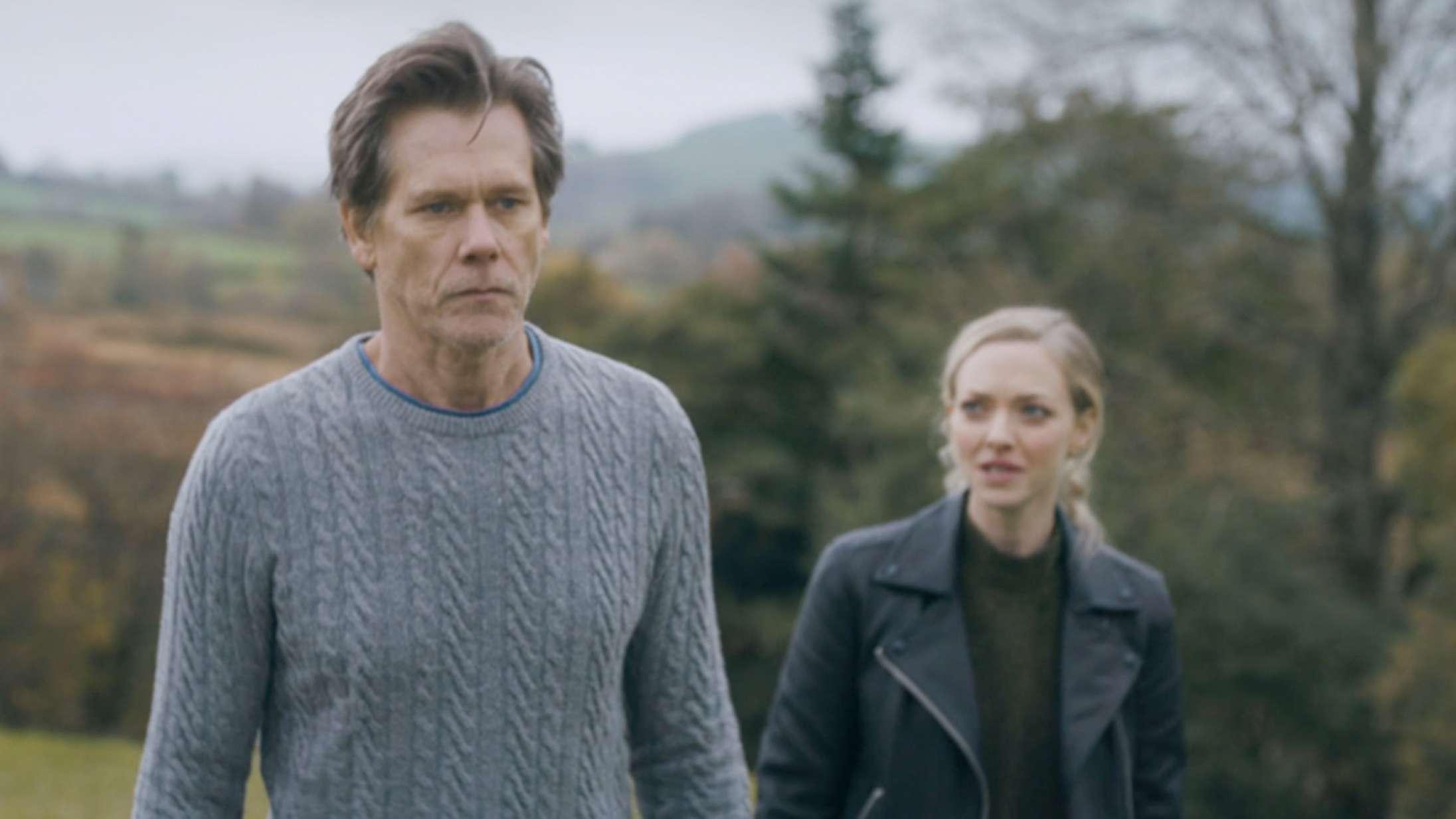 Når 61-årige Kevin Bacon leger hus med 34-årige Amanda Seyfried, er Hollywoods aldersbias pensionsmoden