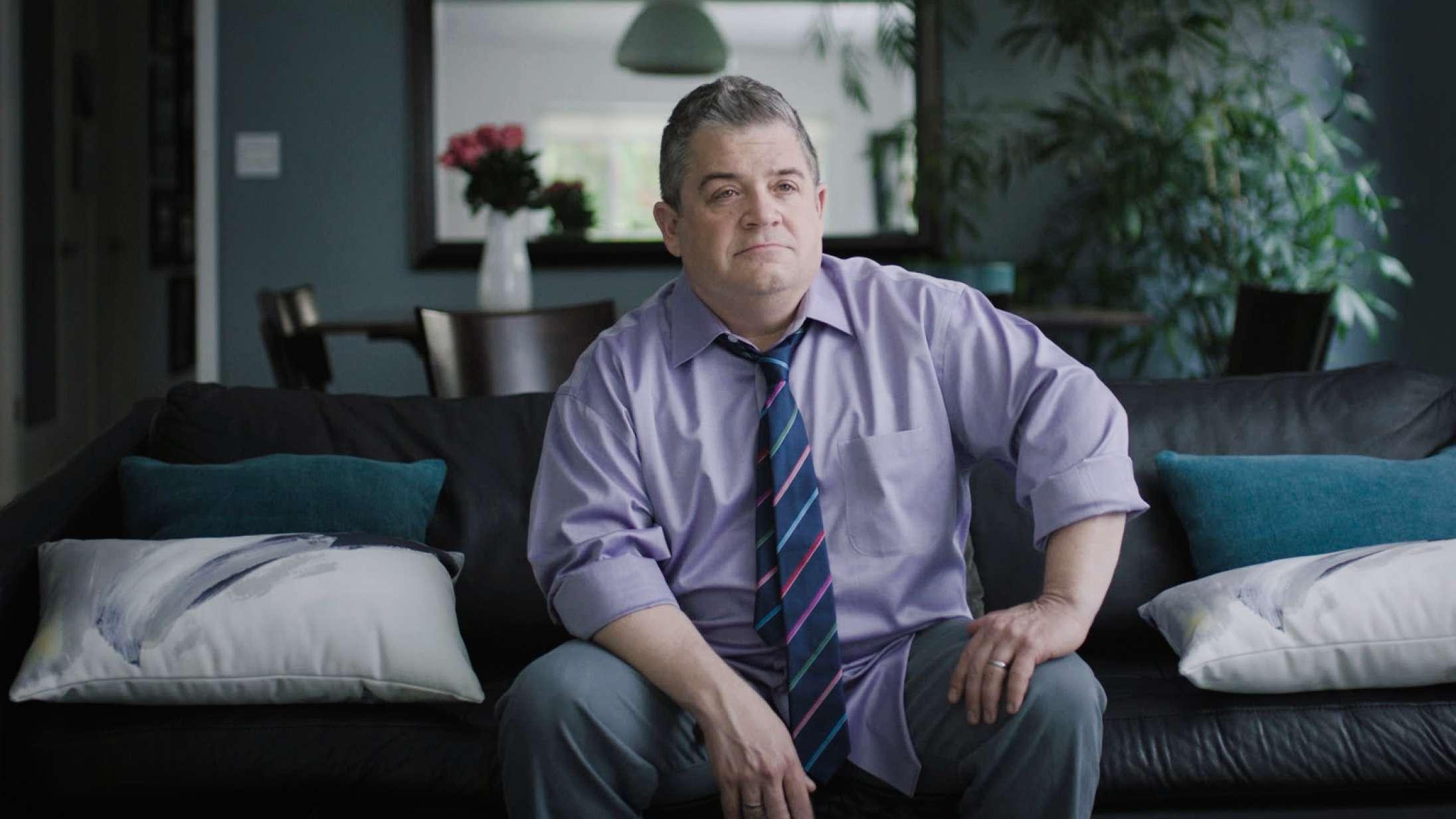 Patton Oswalt før HBO-serie om sin afdøde hustrus seriemorderjagt: »Jeg forsøger bare at overleve«