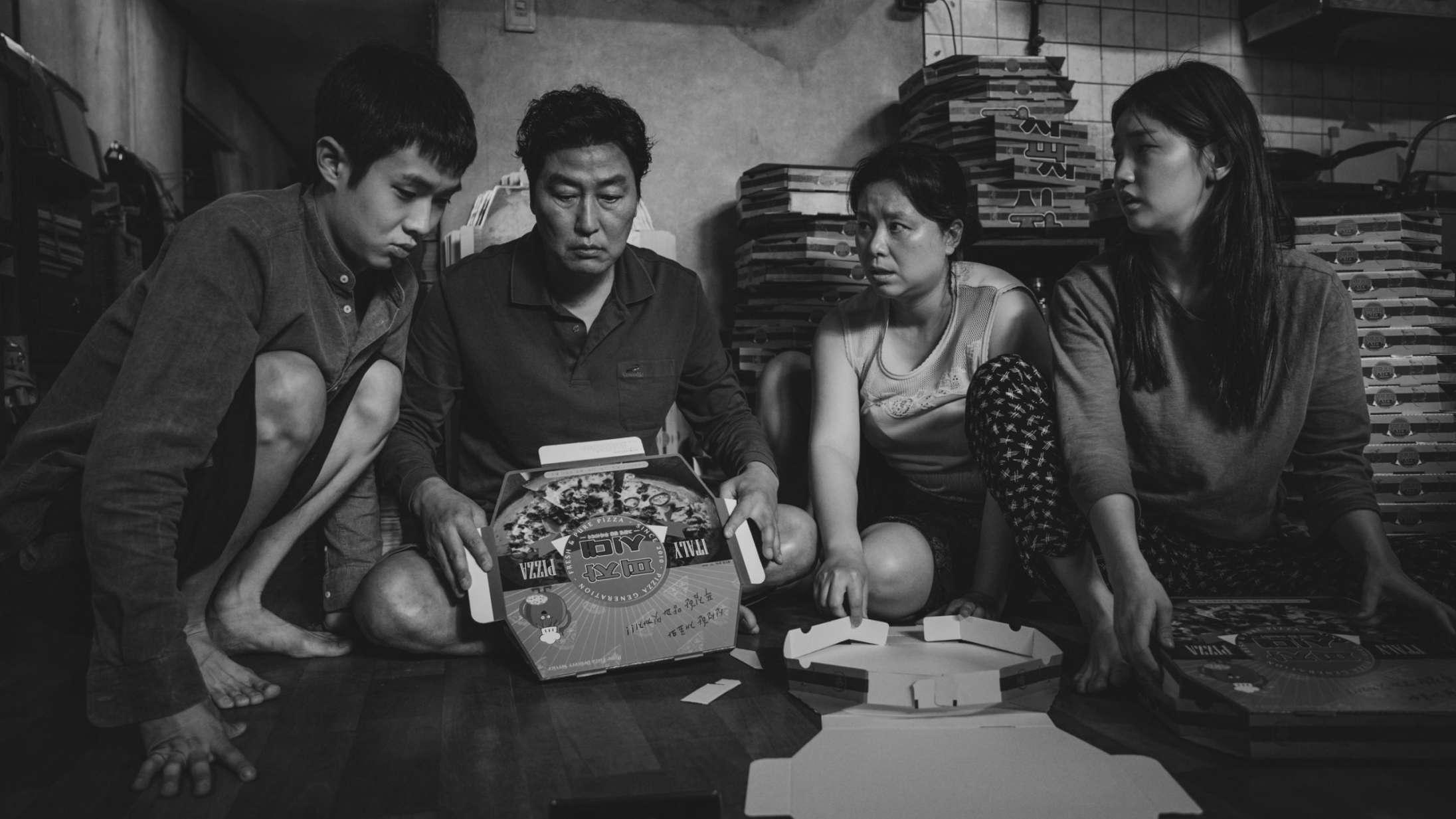 'Parasite' i sort-hvid: Bong Joon-hos forfængelighedsprojekt ligner ophøjet cinema fra det 20. århundrede