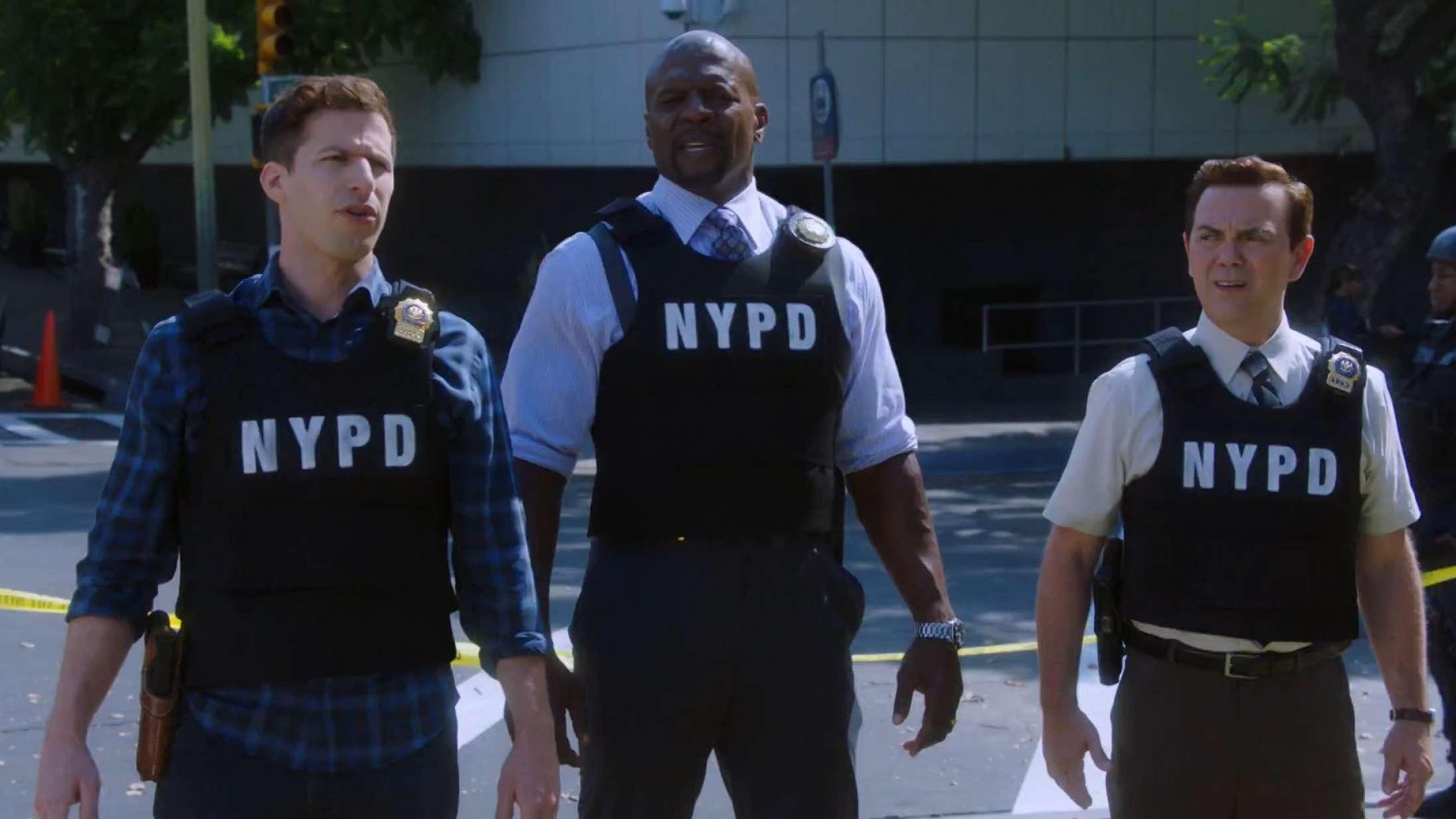 'Brooklyn Nine-Nine'-forfatterne kasserer alle færdigskrevne afsnit til den nye sæson