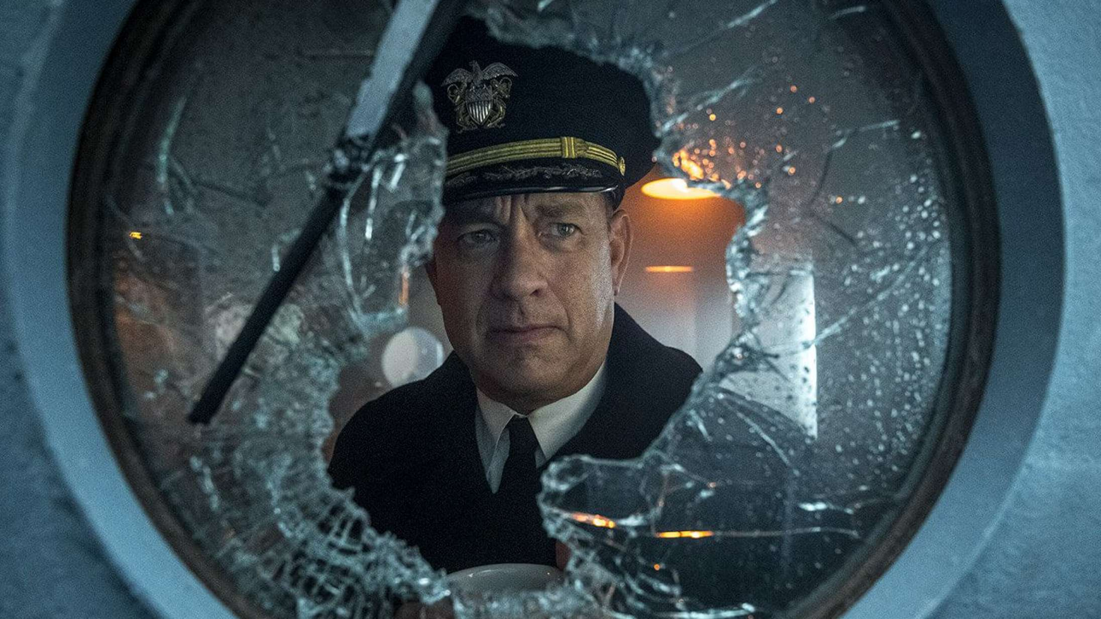 'Greyhound': Nervepirrende søslagsthriller med Tom Hanks er kontant og medrivende underholdning