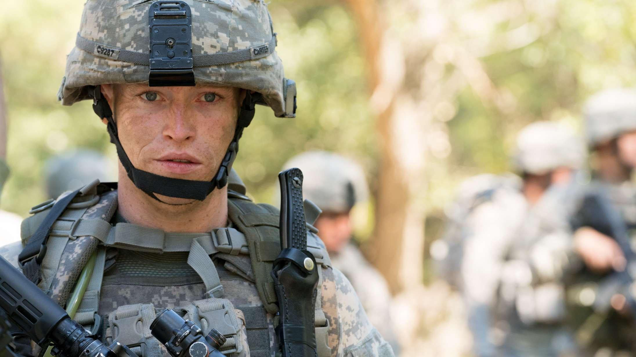 'The Outpost': Gør jer klar til nogle af de mest intense krigsscener siden 'Saving Private Ryan'