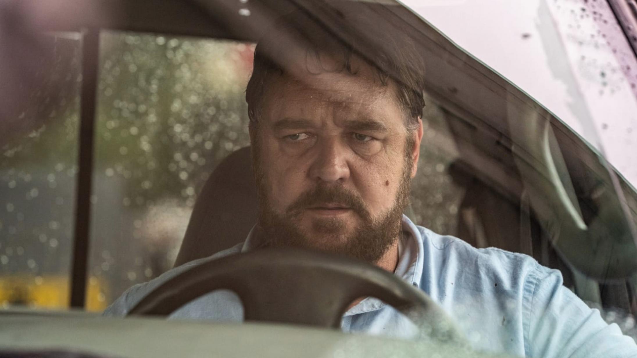 'Unhinged': Russell Crowe er trafikdjævel i håbløst dårlig thriller