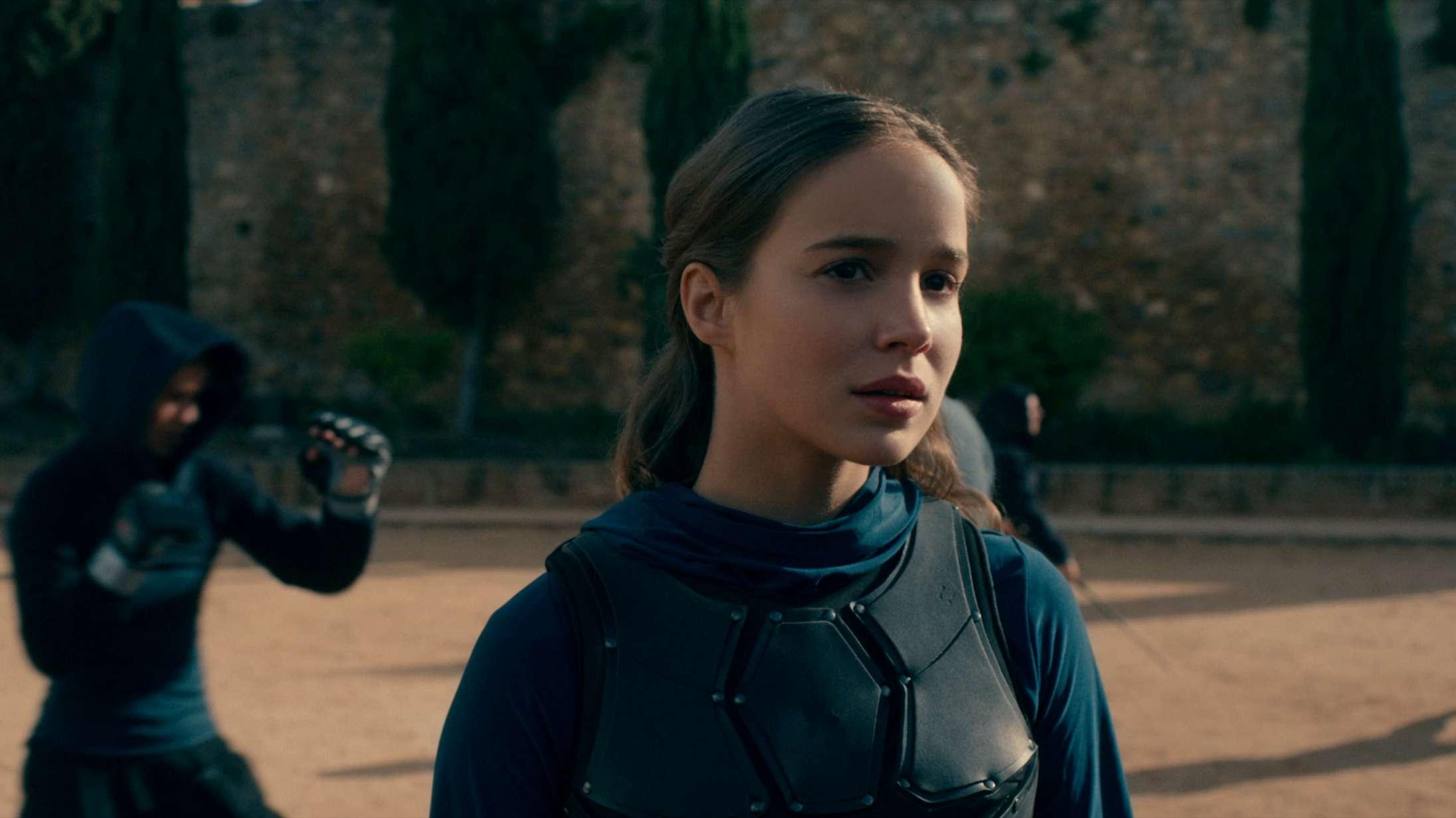 'Warrior Nun': Ny Netflix-serie med dansk islæt er den spirituelle efterfølger til Buffy