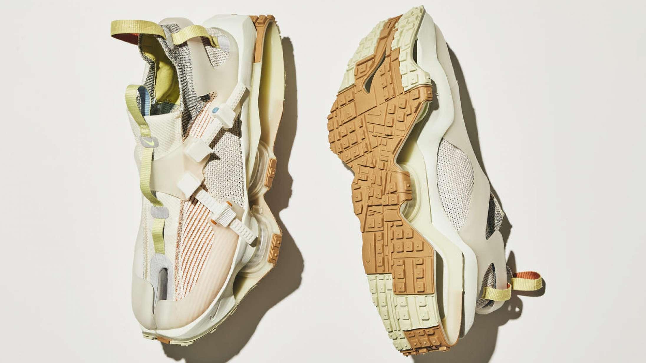Nu bliver dine sneaker-såler vilde teknologiske monstre