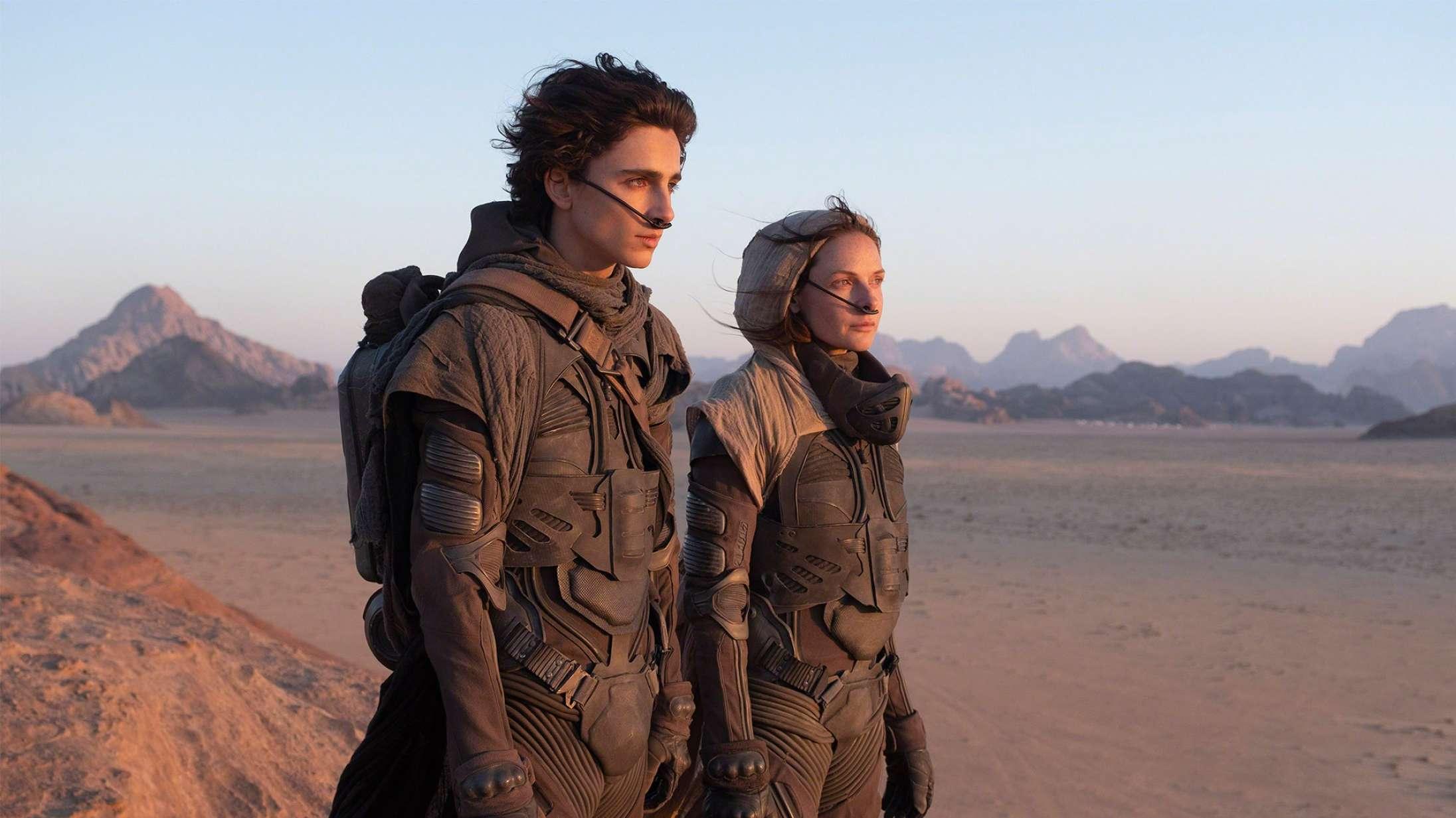 Ja, 'Dune' kommer i biografen og på streaming samtidig – i hvert fald i USA