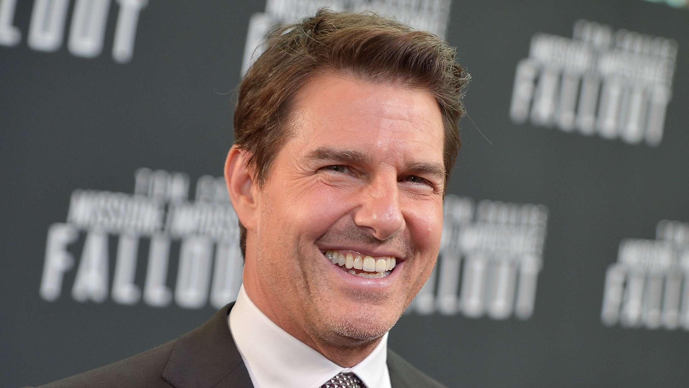 Se Tom Cruise trodse corona for at se 'Tenet' – og hans ellevilde reaktion