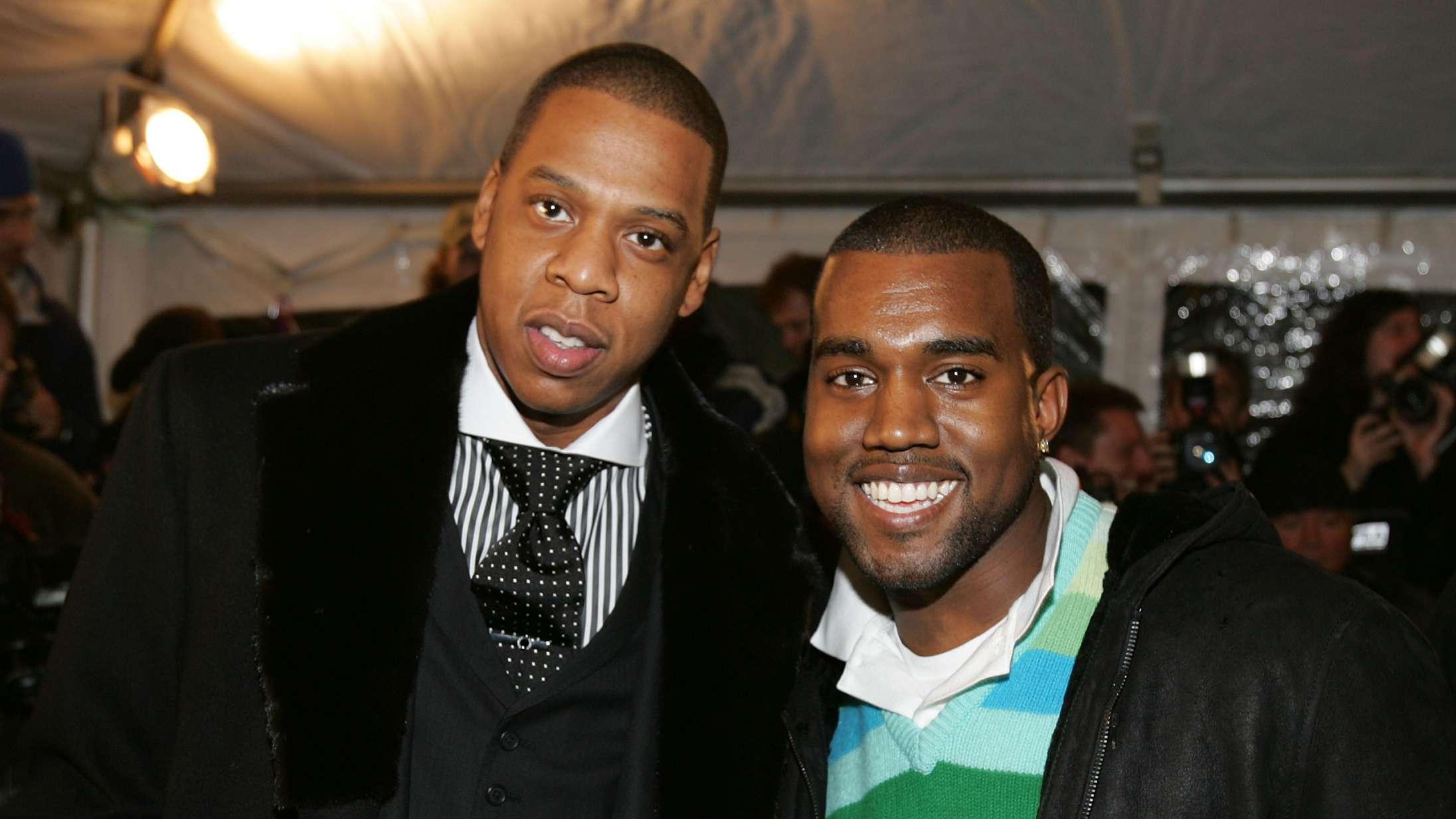 Efter 'Watch The Throne'-jubilæum: Kanye West sender hilsen til sin »bror« Jay-Z