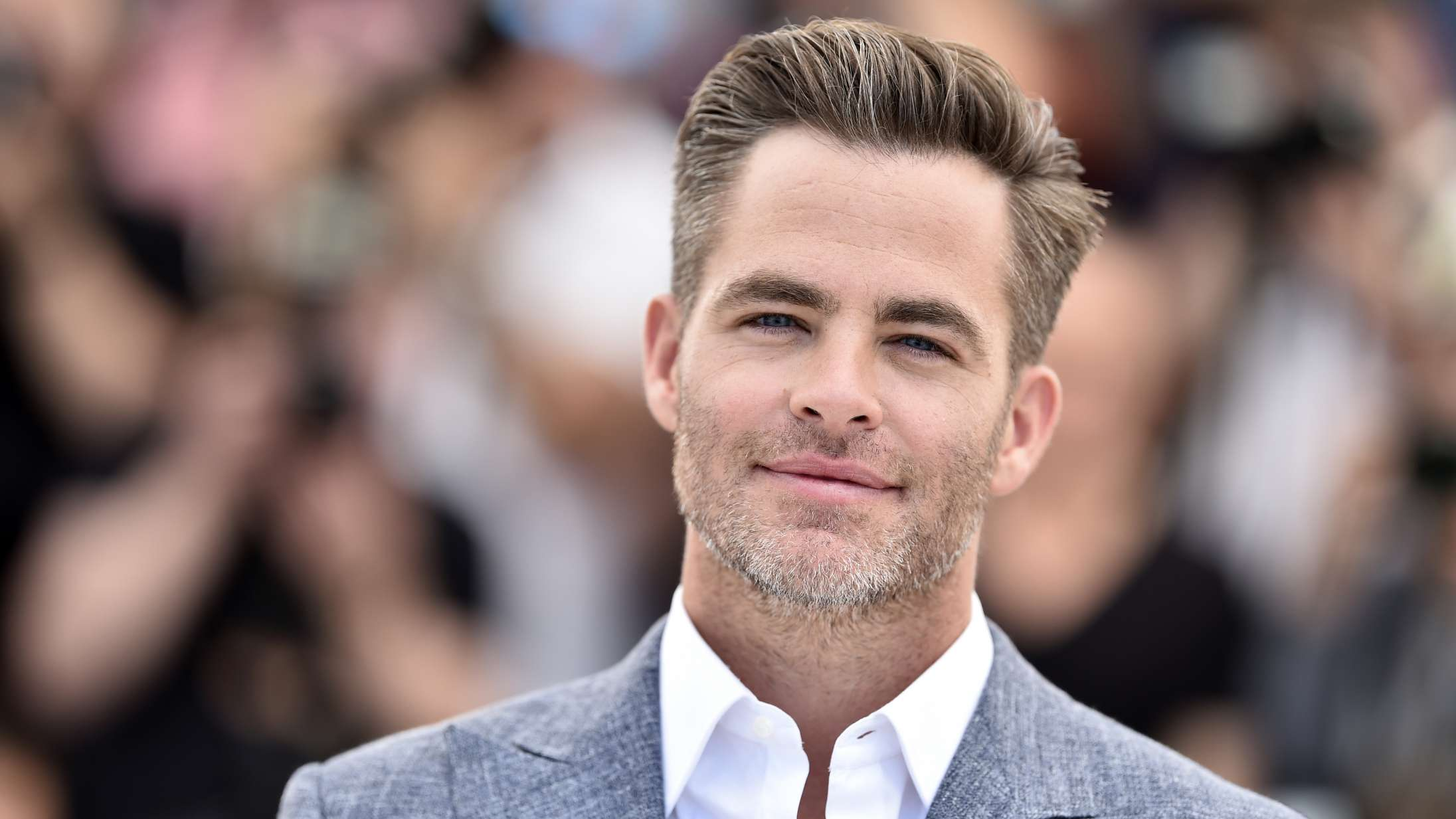 Chris Pine missede fuldkommen sin kendte bedstemors medvirken i  'Once Upon a Time in Hollywood'