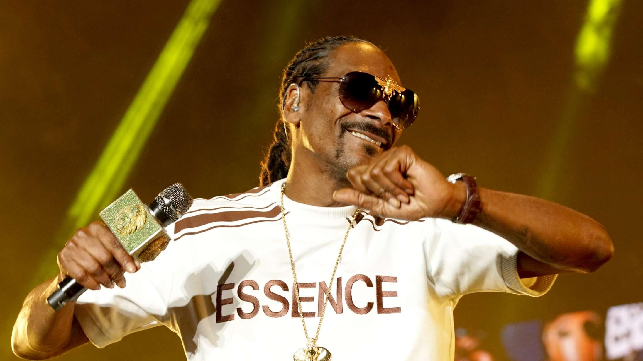 Snoop Dogg og Eminem ser ud til at slutte fred
