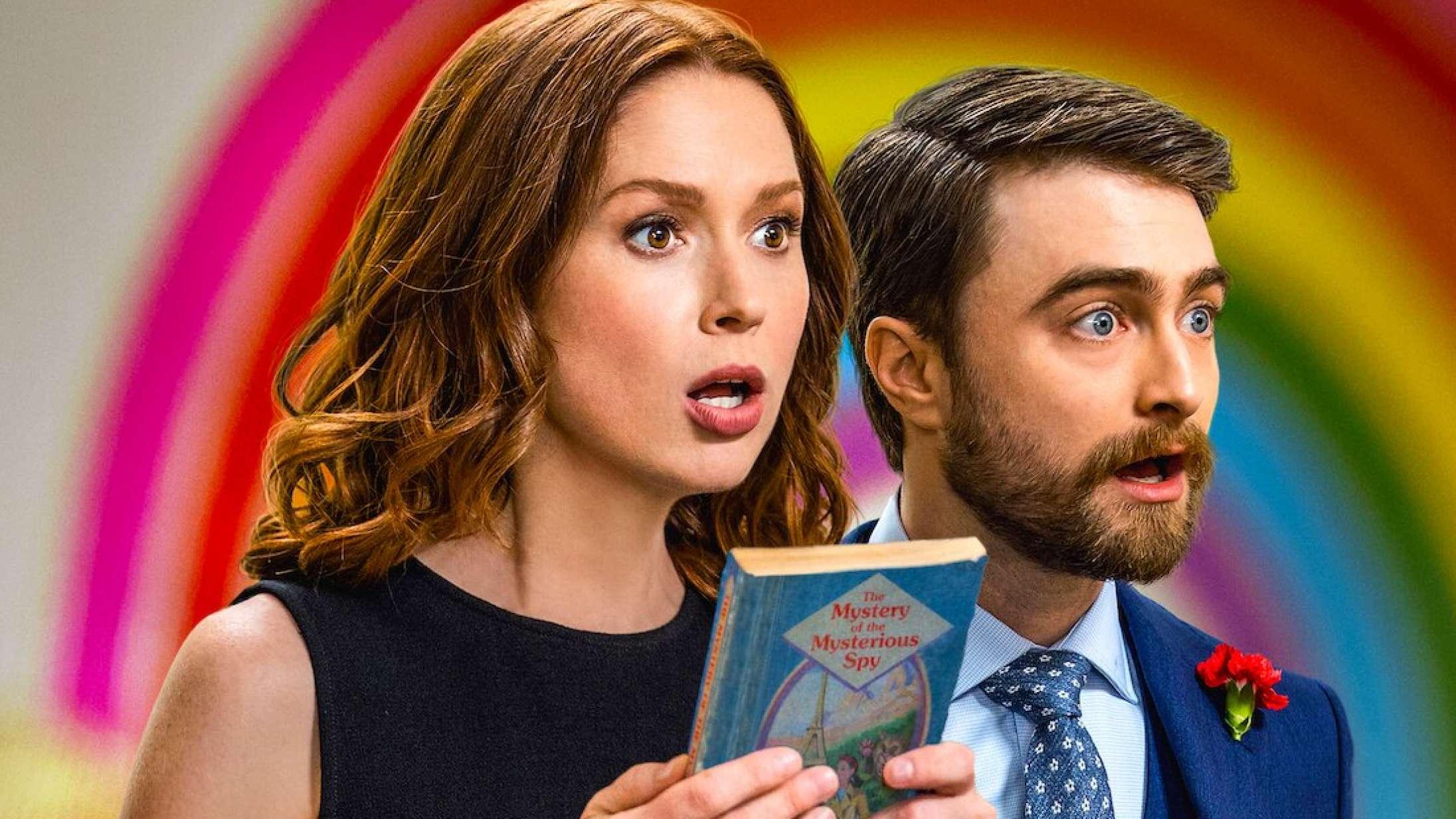 'Unbreakable Kimmy Schmidt Kimmy vs. The Reverend': Netflix' nye interaktive film giver 'Bandersnatch' baghjul