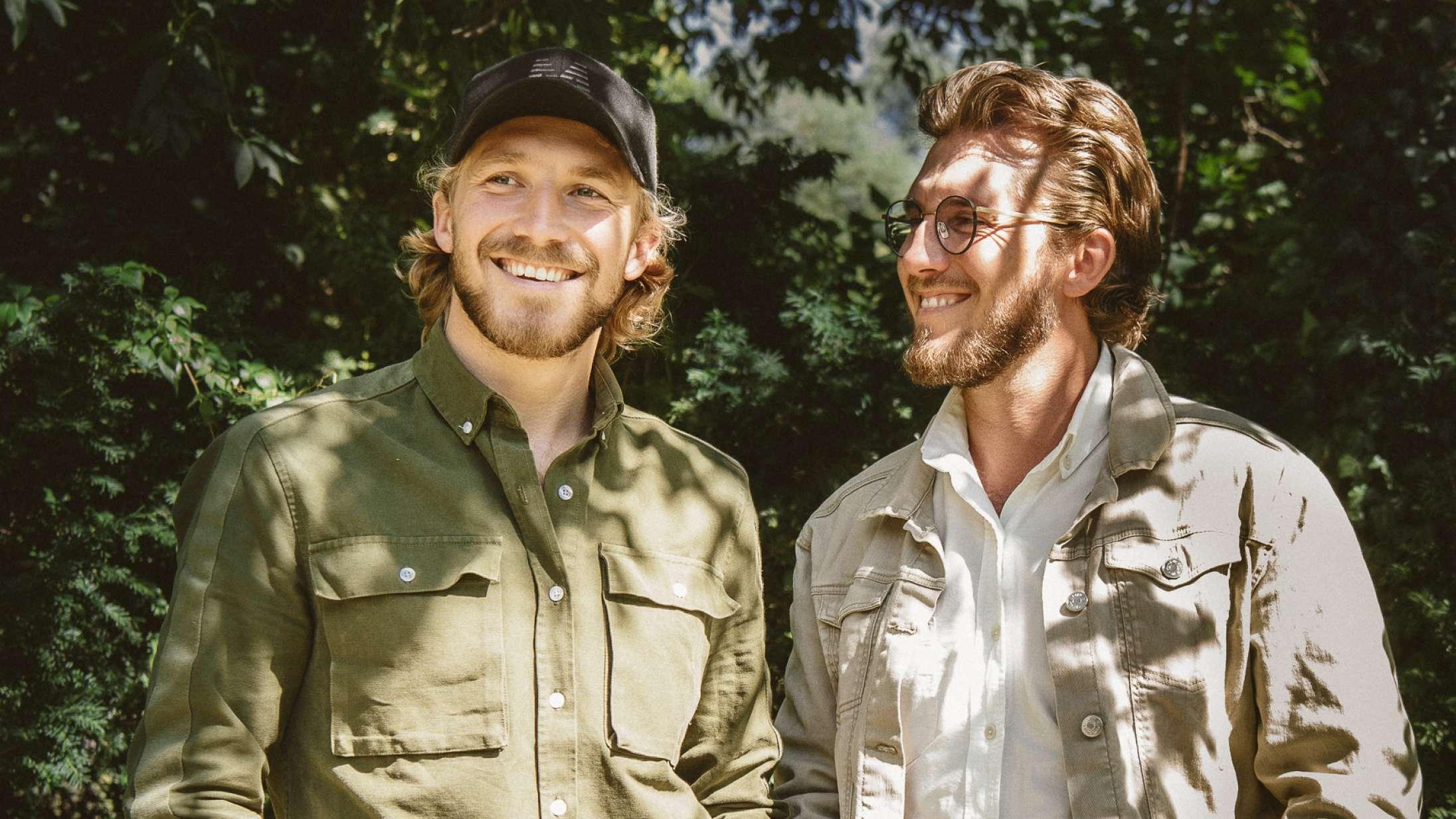 Brødrene Andreas og Sebastian Jessen spiller brødre i TV 2-serien 'Alfa': »Det er ret specielt«