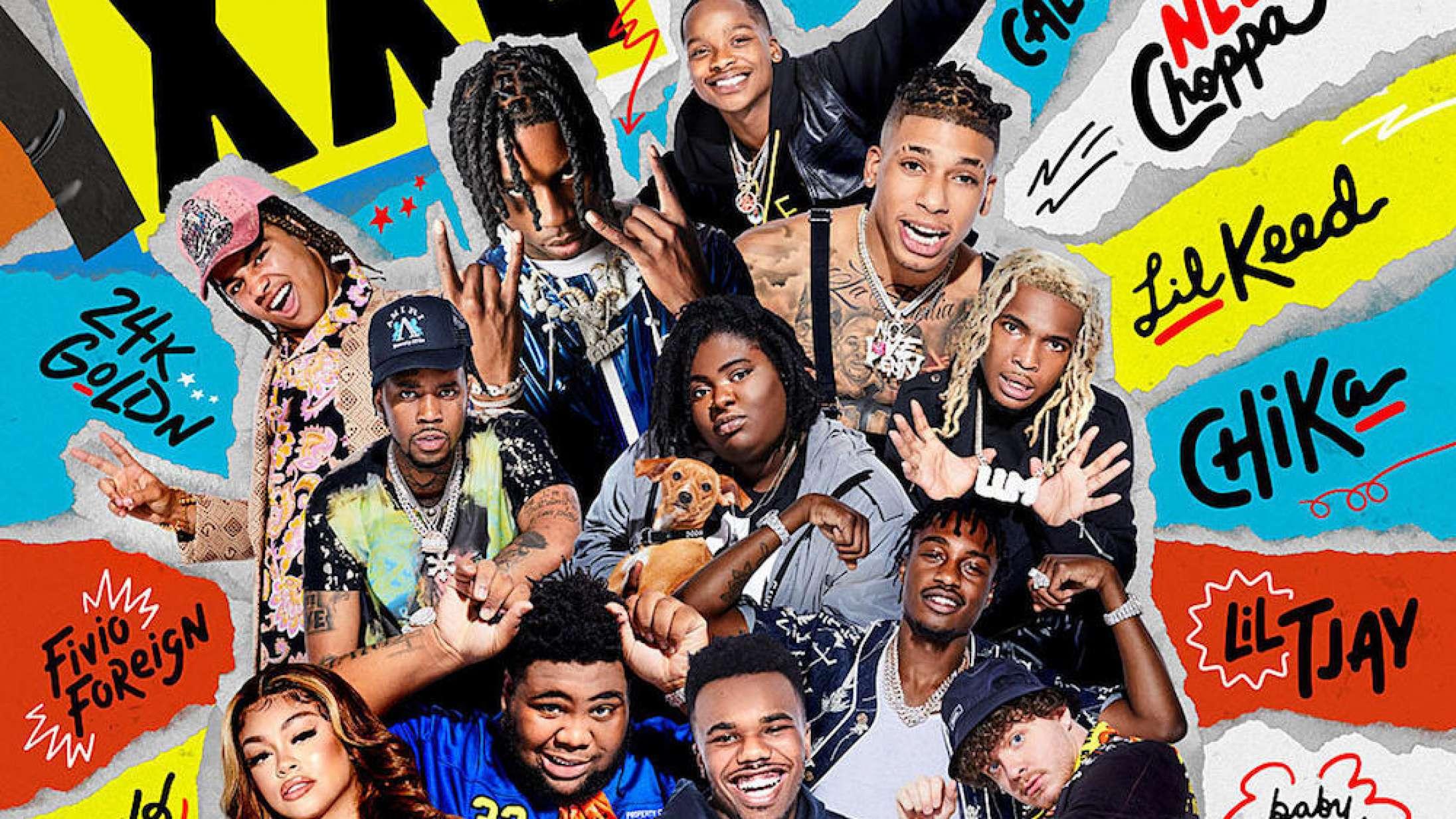 Hiphopverdenen reagerer på XXL's Freshman Class – der er memes (selvfølgelig)