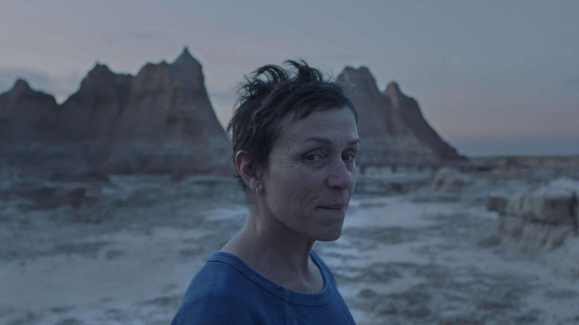 'Nomadland': Det store lærred giver Chloé Zhaos Oscar-vinder den ekstra stjerne