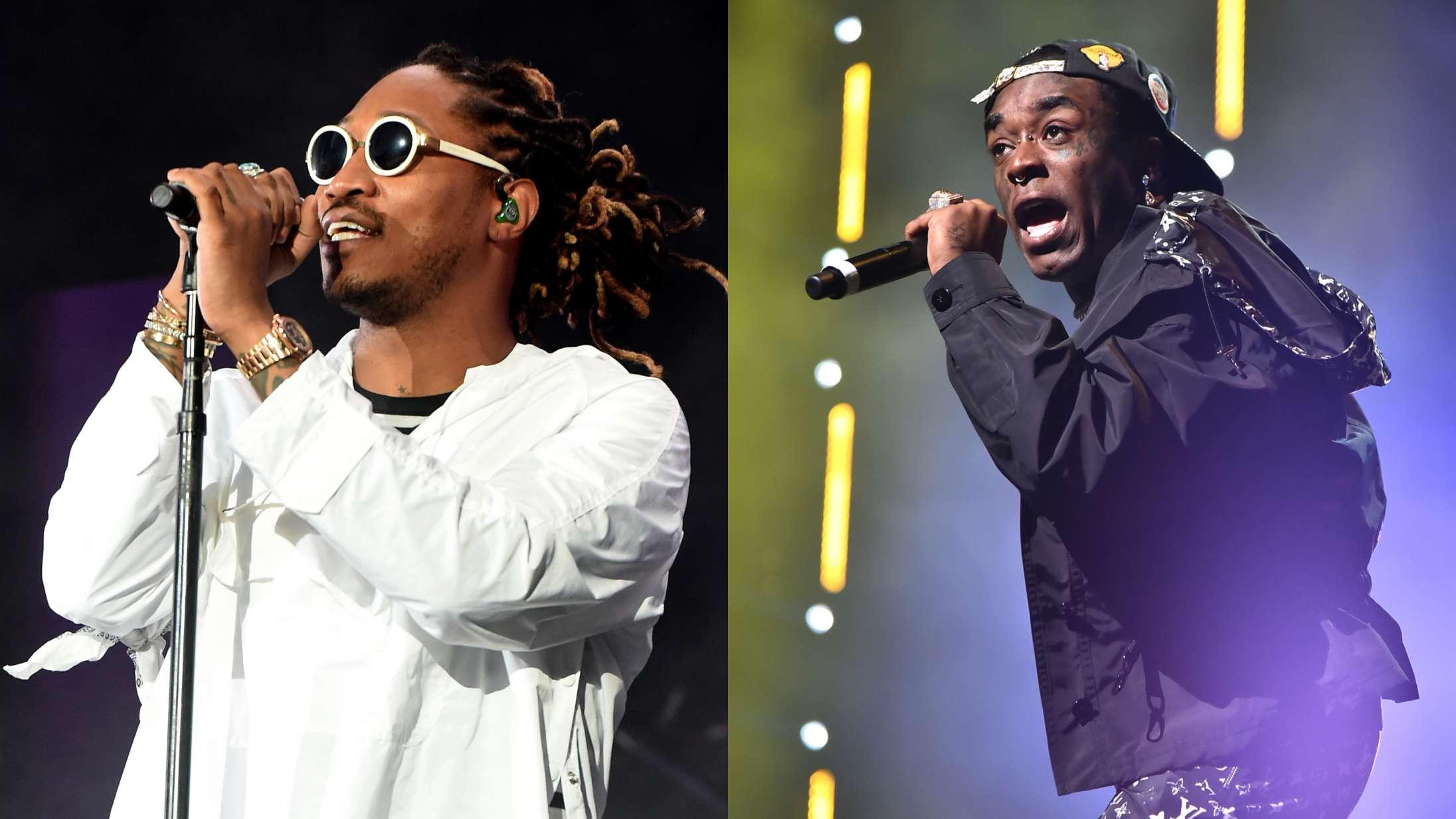 Future og Lil Uzi Vert udgiver de to fælles sange 'Over Your Head' og 'Patek'