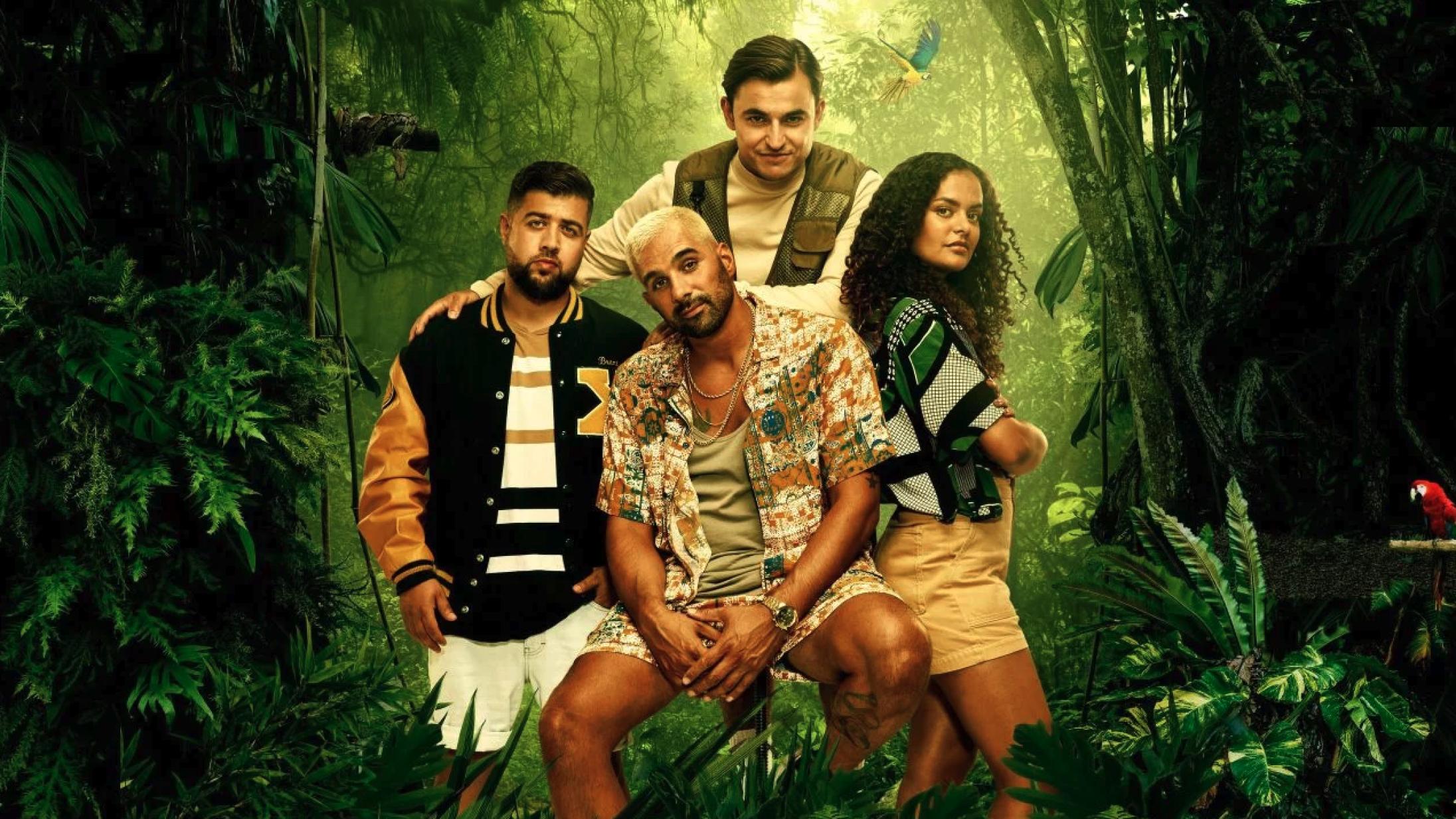 'Junglen': Zaki Youssefs lovende hangout-serie går en svær balancegang