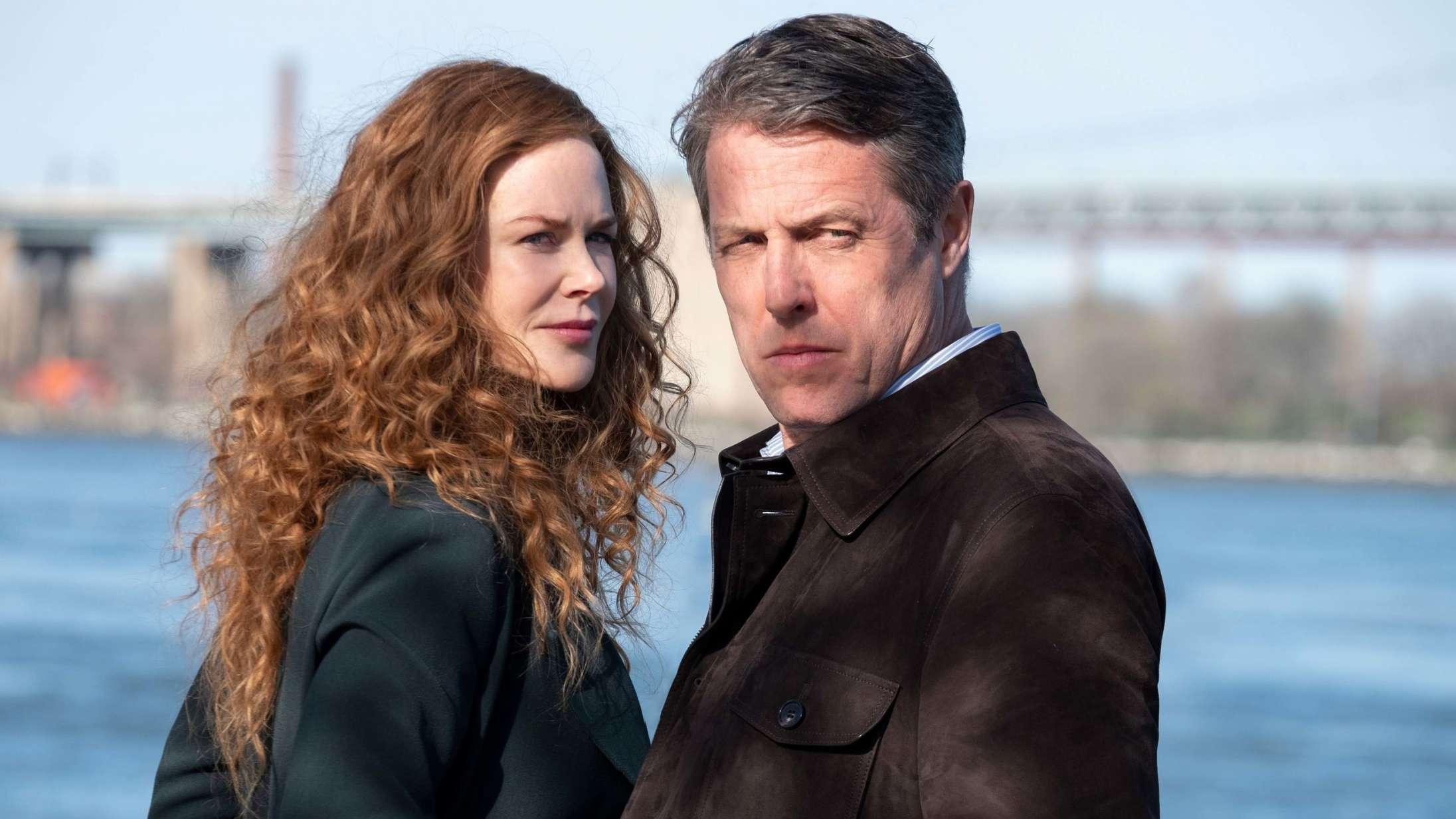 'The Undoing': Hugh Grant er skræmmende god i Susanne Biers labre HBO-serie