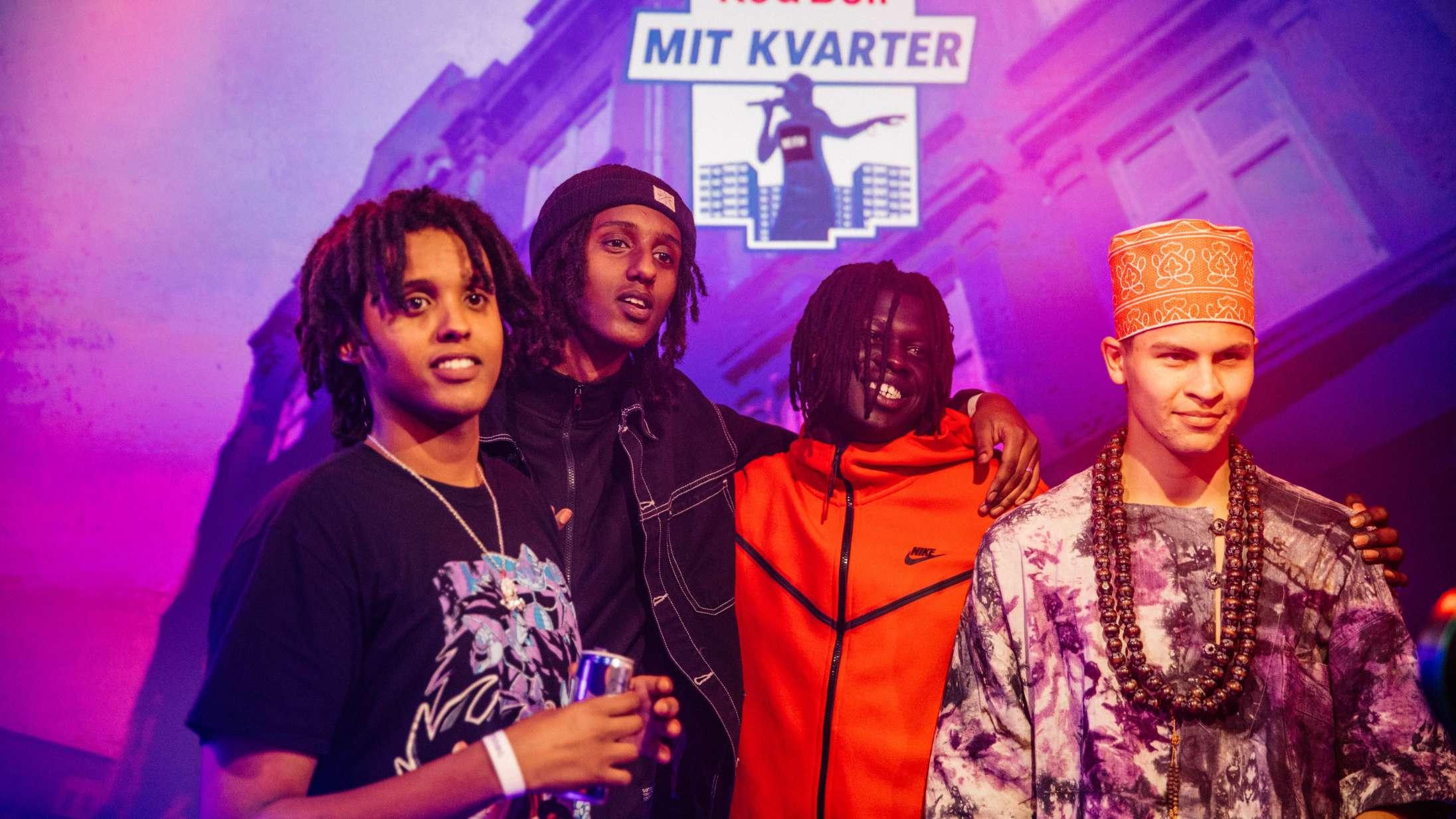 Vinderen af Red Bulls hiphop-talentkonkurrence er fundet