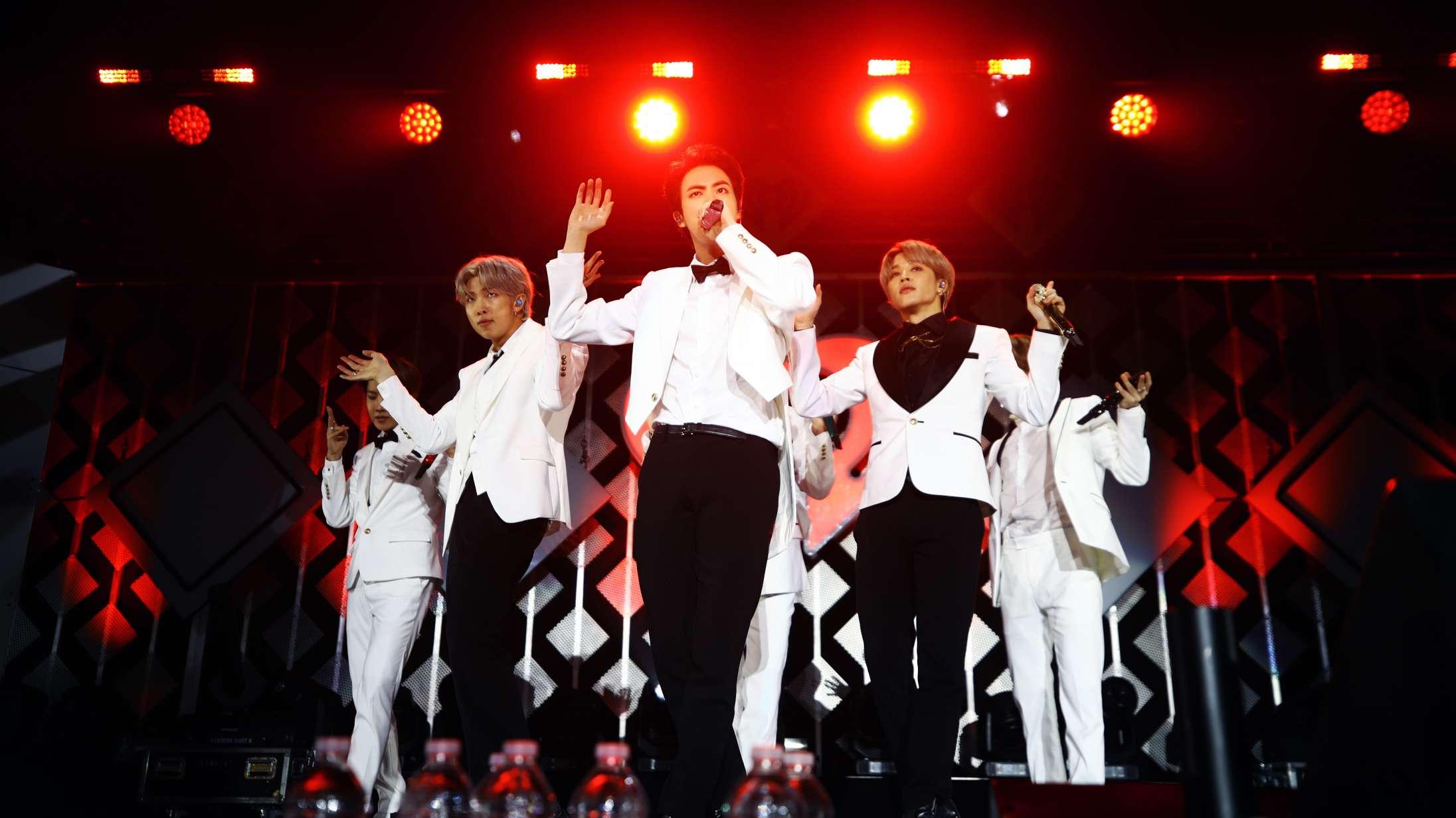 Sydkorea er i gang med at revolutionere koncertoplevelsen, som vi kender den