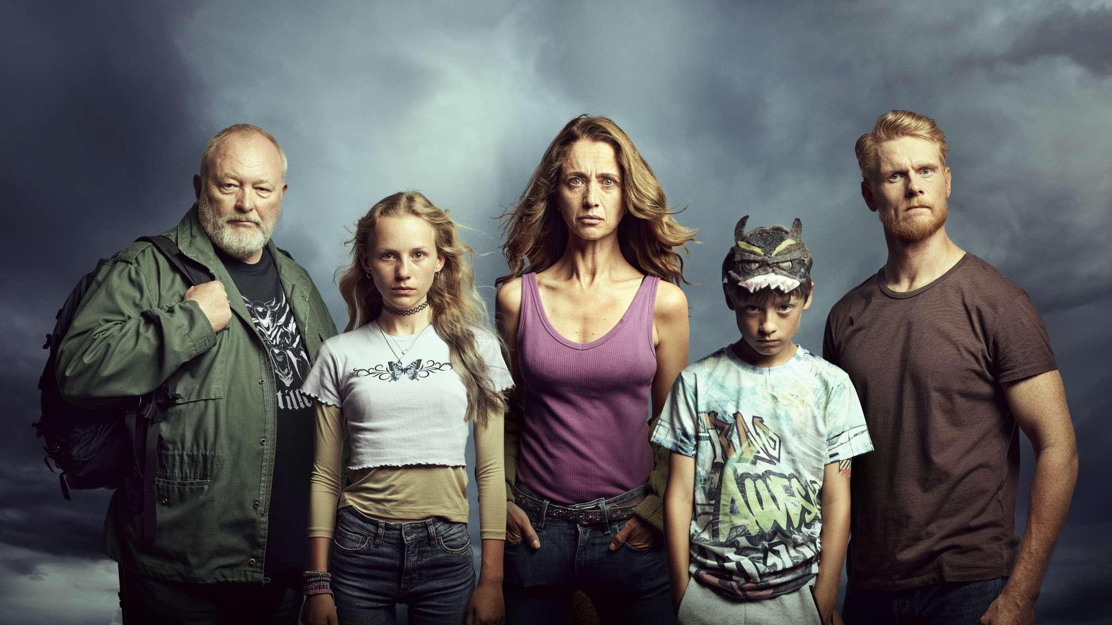 Med DR-serien 'Ulven kommer' vil Maja Jul Larsen udfolde en kriminalsag inden for hjemmets fire vægge