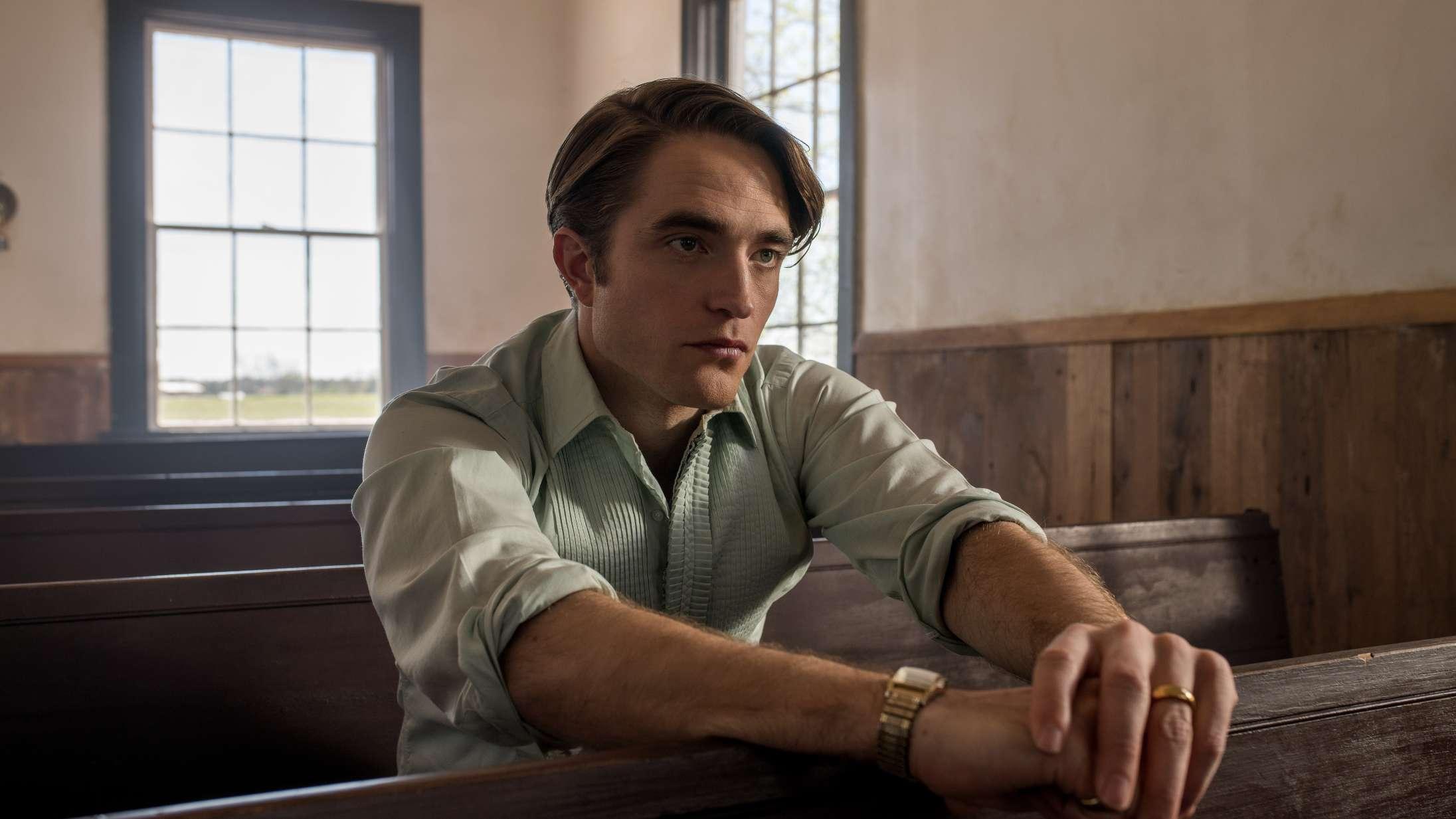 'The Devil All the Time': Blodet sprøjter fra Hollywood-stjernerne i Netflix' gotiske thriller