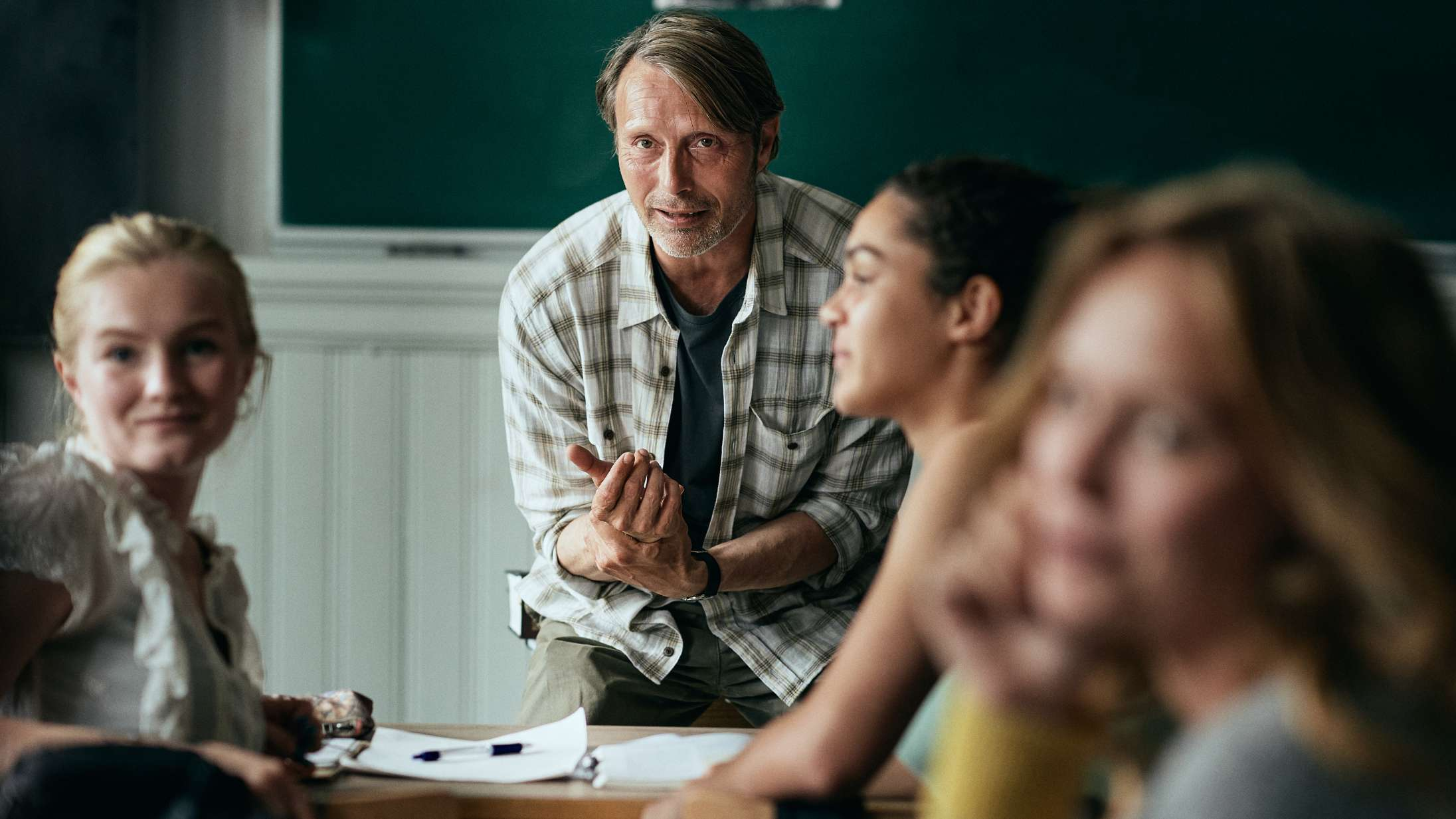 'Druk' vinder stor pris i England – Oscar-kursen er sat