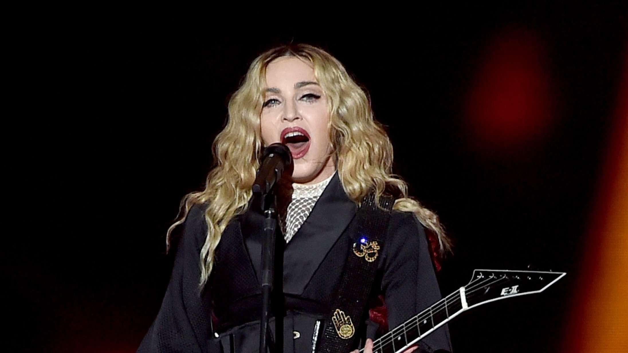 Madonna-biopic på vej – skrevet og instrueret af popstjernen selv