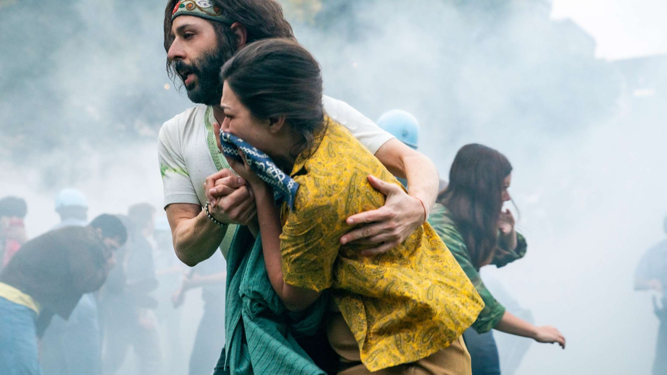 Lyt til Soundvenue Streamer: Oscar-kandidaten 'The Trial of the Chicago 7' + HBO's 'Beartown'