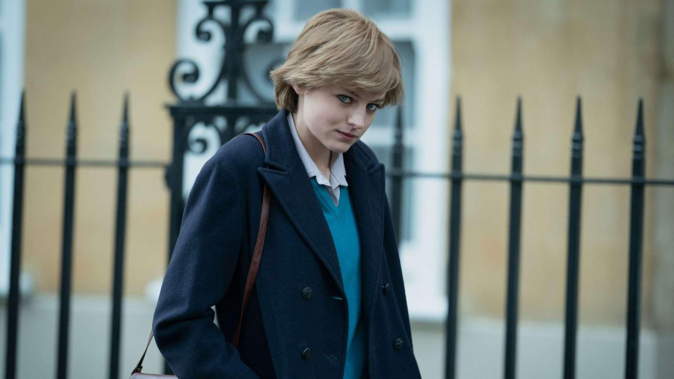 Se de første billeder af Diana i 'The Crown' sæson 4