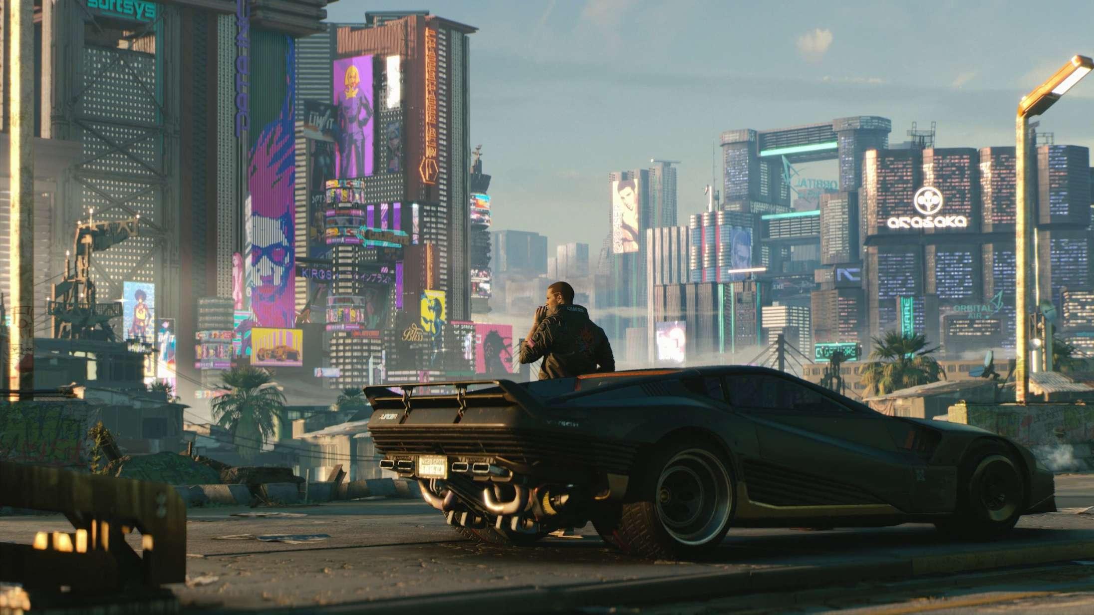 'Cyberpunk 2077' kunne være årets spil – i stedet er det et miskmask af fejl og mangler